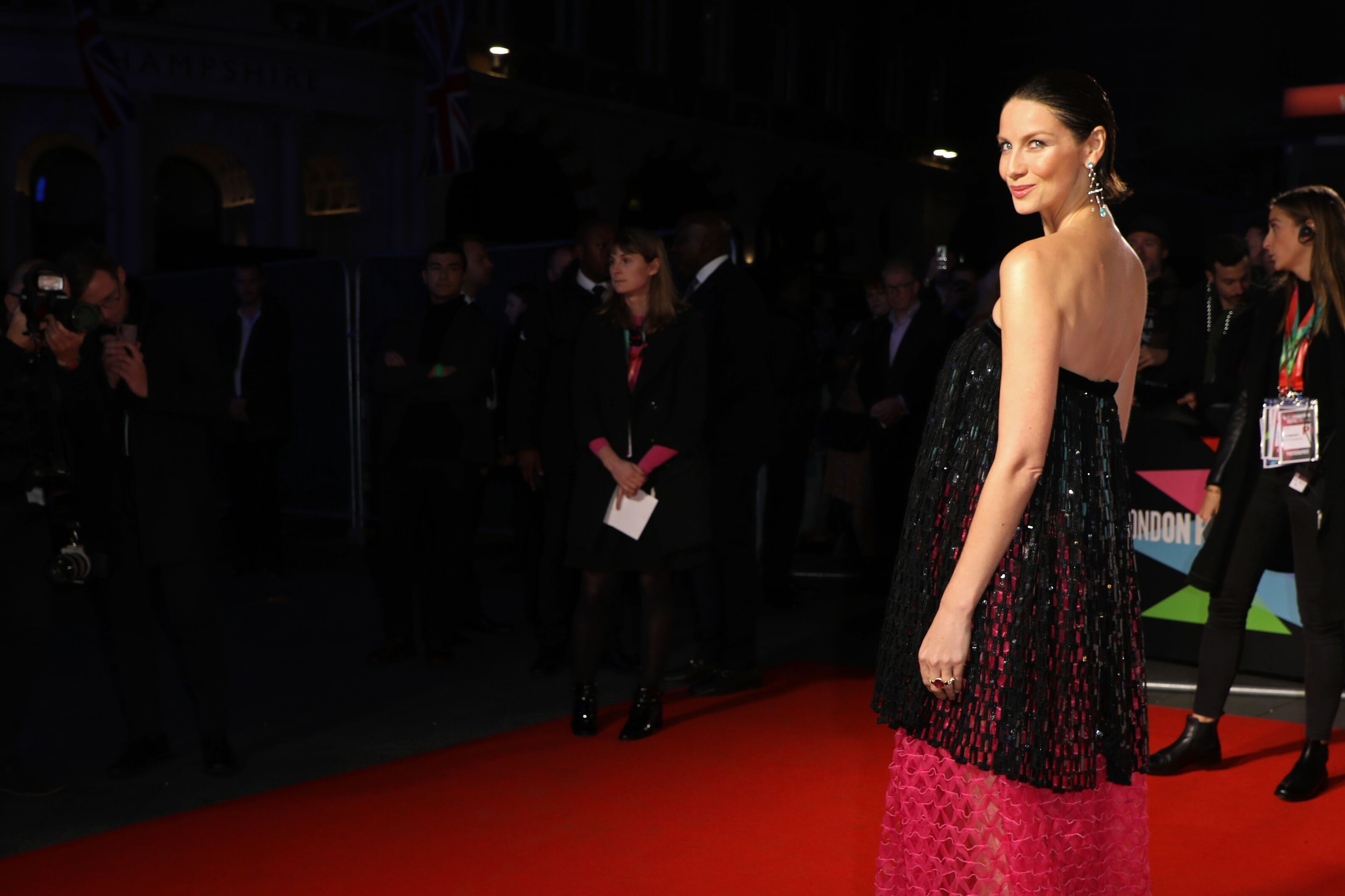 "Caitriona Balfe teases Claire's ""challenging"" story in Outlander season 5"