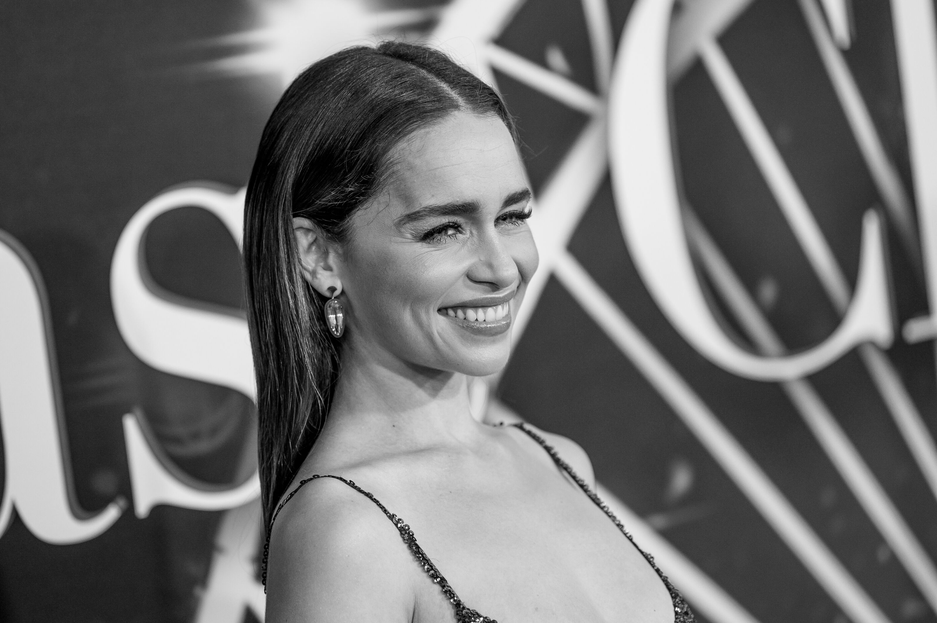 "Would Emilia Clarke play James Bond? ""Hell to the yeah!"""