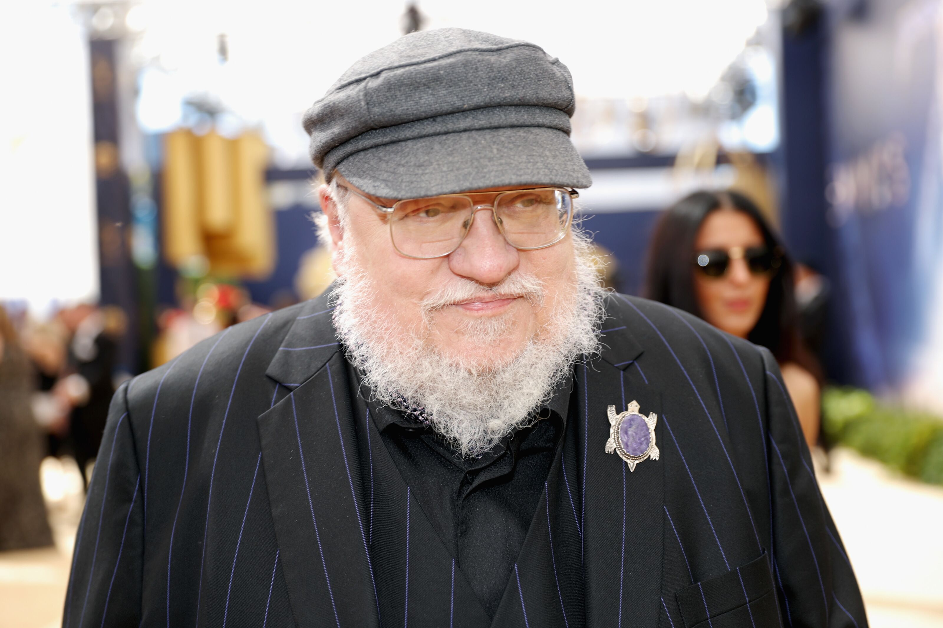 "George R.R. Martin told the Game of Thrones producers ""the major points"" of the ending years ago"