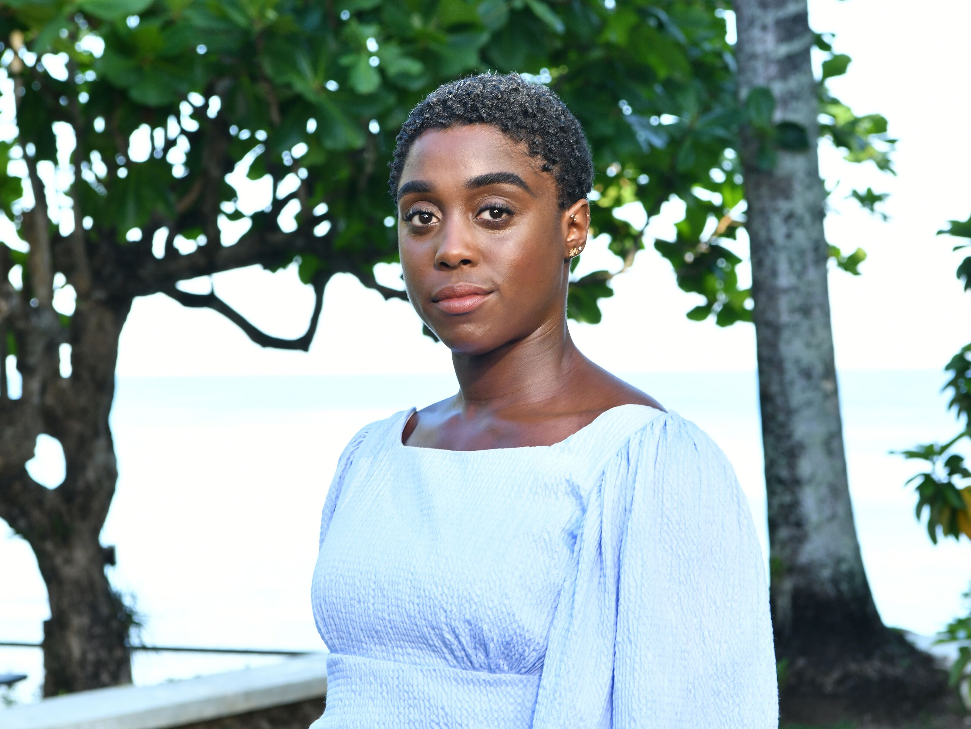 Yes, a black woman, Lashana Lynch, is your new 007, so deal with it