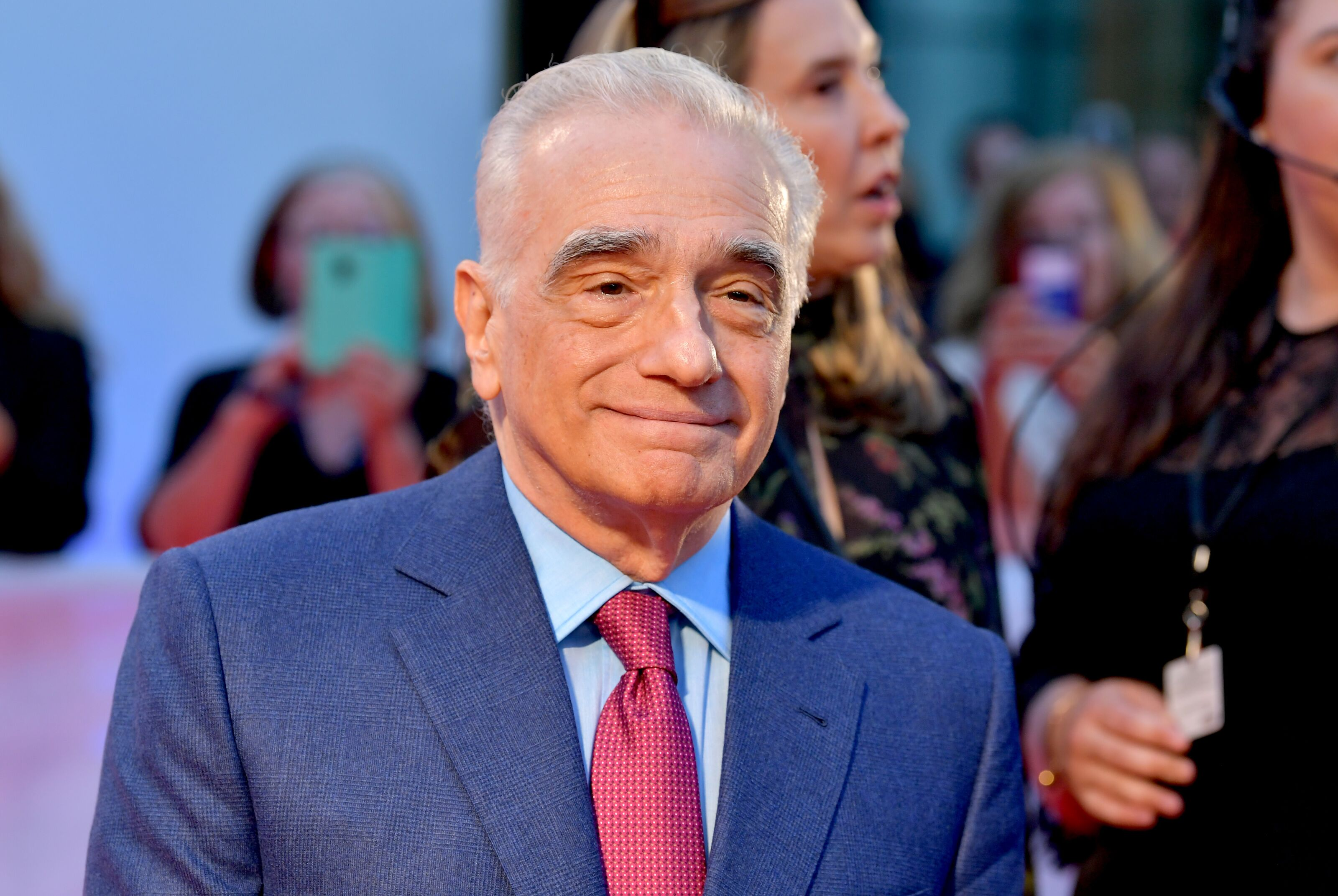 """Martin Scorsese doubles down on """"Marvel movies aren't cinema"""" comments"""