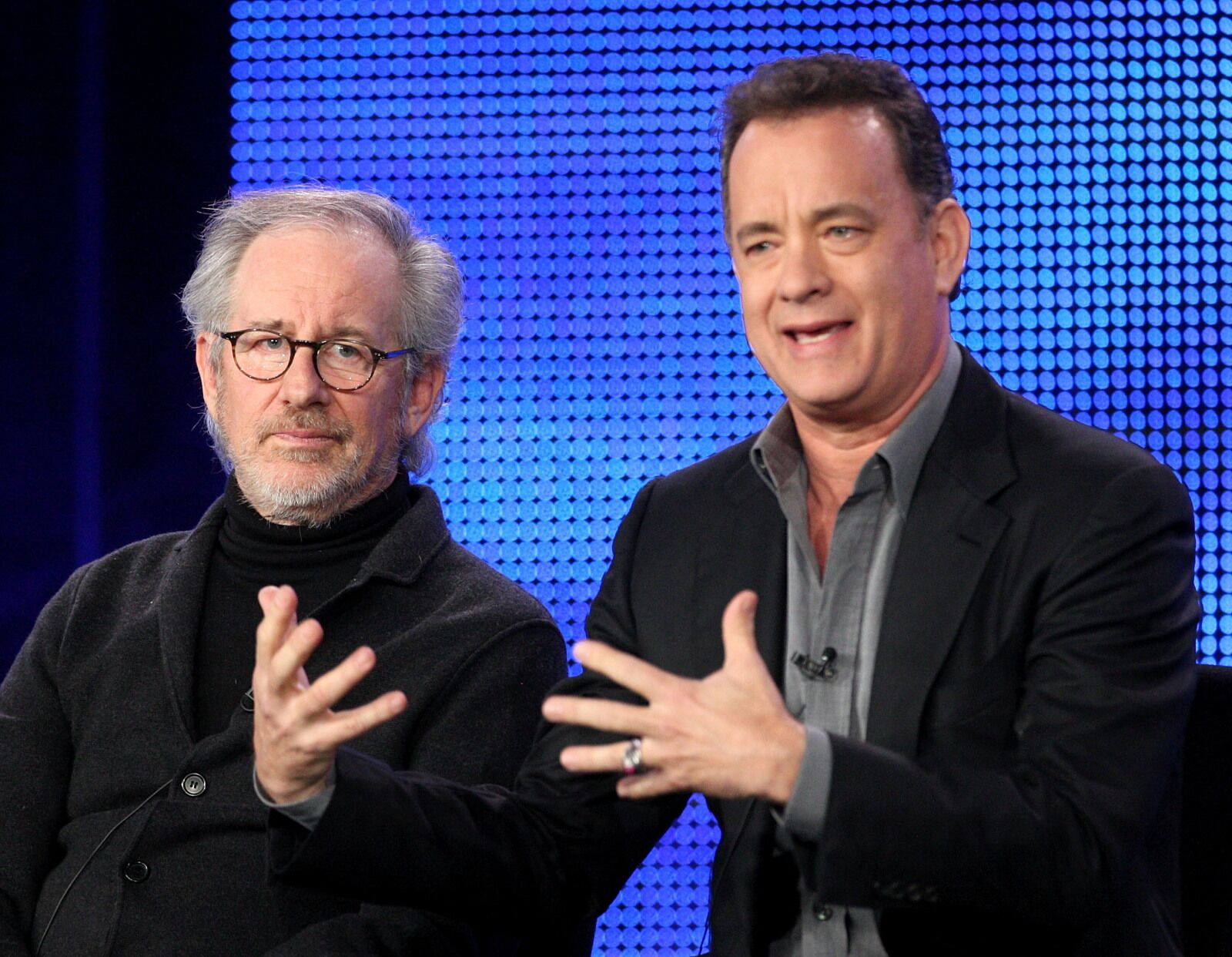 Steven Spielberg, Tom Hanks, Alfonso Cuarón, Stephen King all aboard Apple TV+