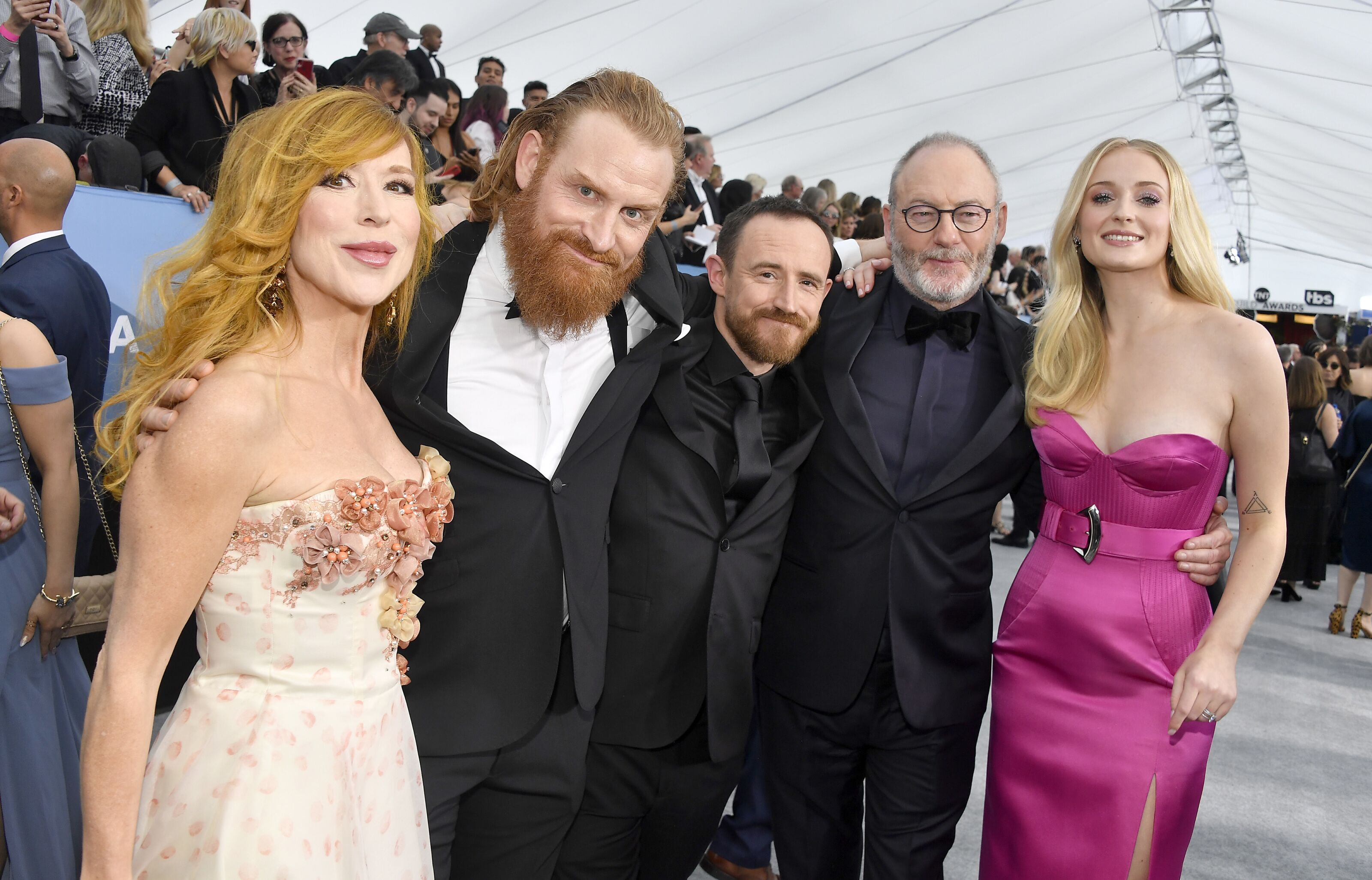 Take the Black Live: Game of Thrones at the SAG Awards, House of the Dragon, and more
