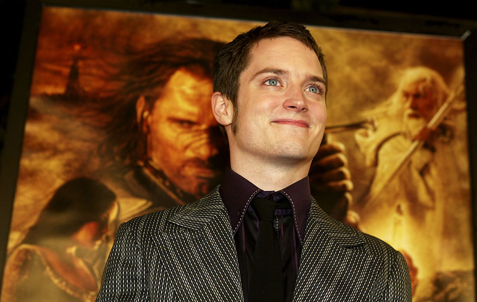 """Elijah Wood """"fascinated"""" by Amazon's Lord of the Rings series"""