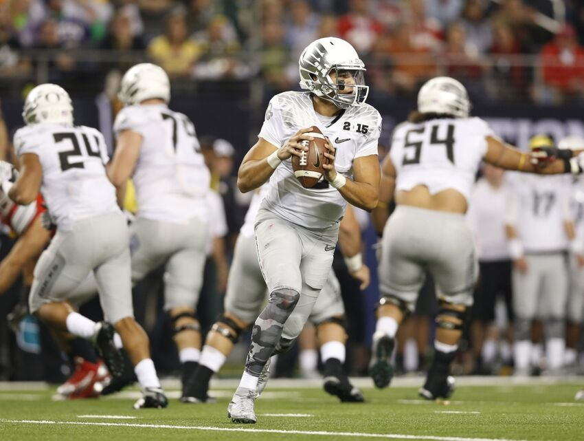 Marcus Mariota to the Cleveland Browns?