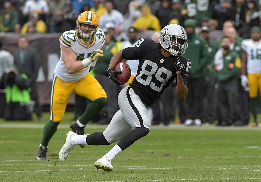 ccede0259 Amari Cooper to represent Oakland Raiders in Pro Bowl