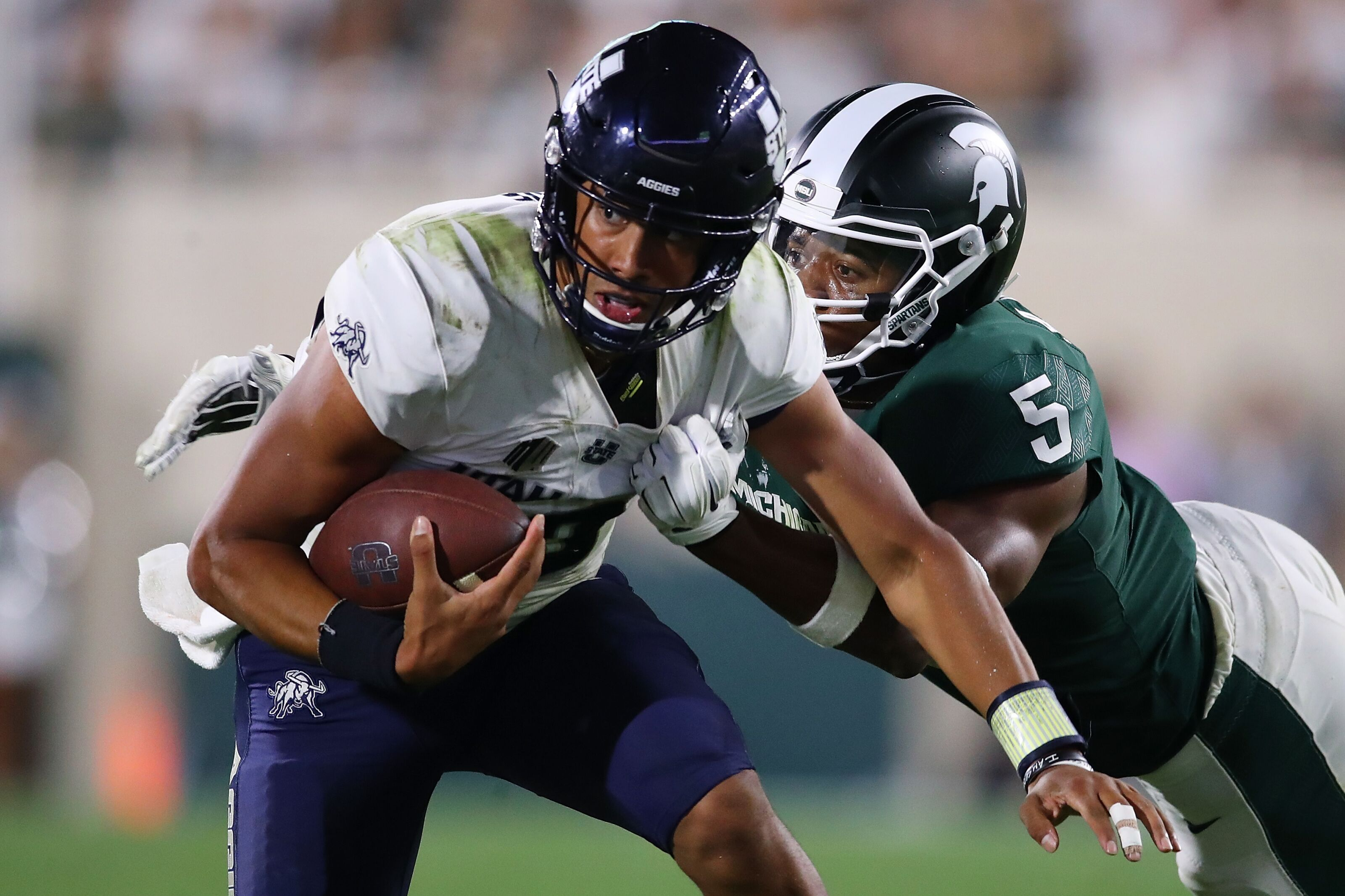 Hype for Utah State QB Jordan Love continues to build