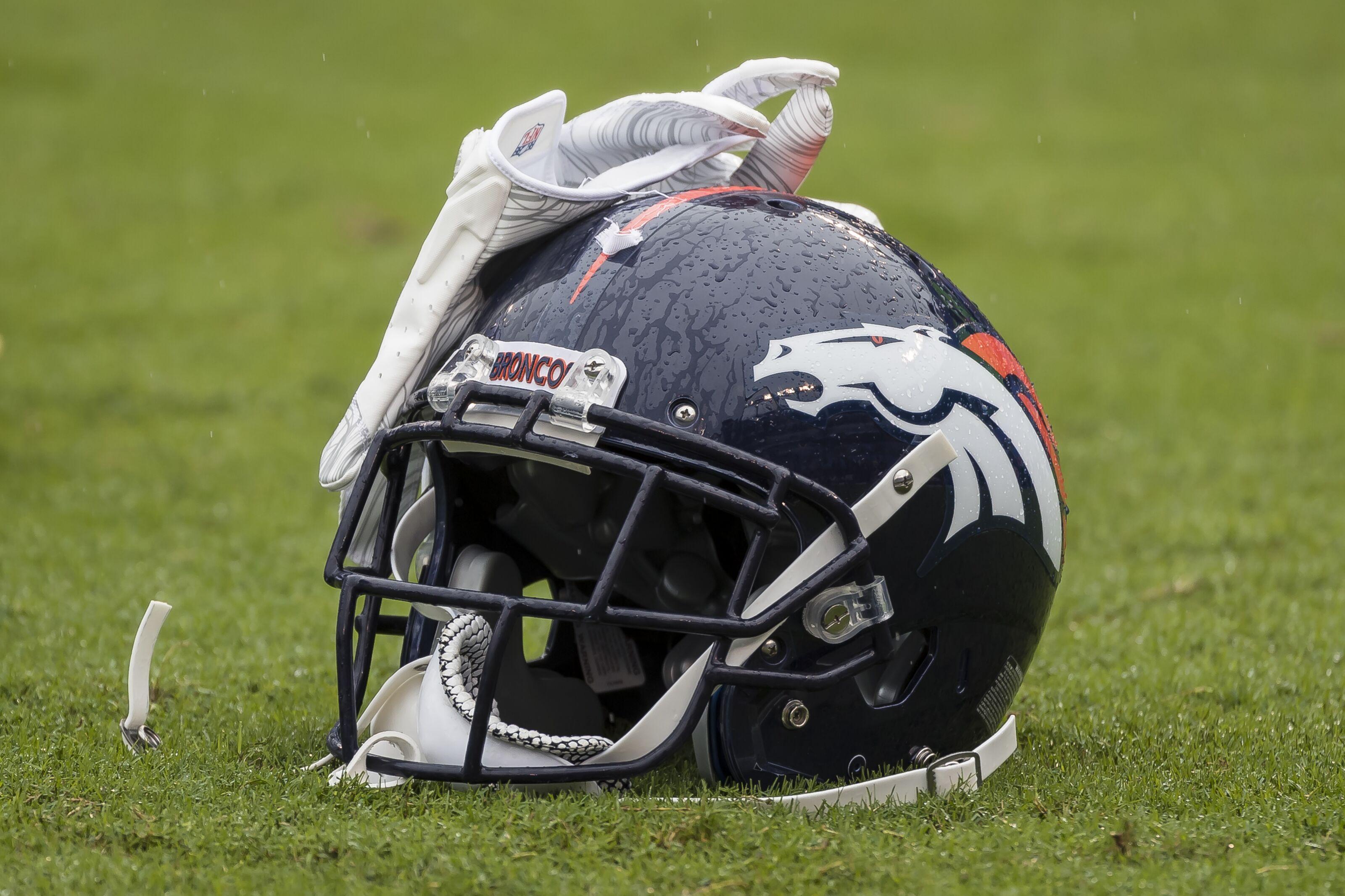 Dalton Risner already bringing his trademark toughness to Broncos