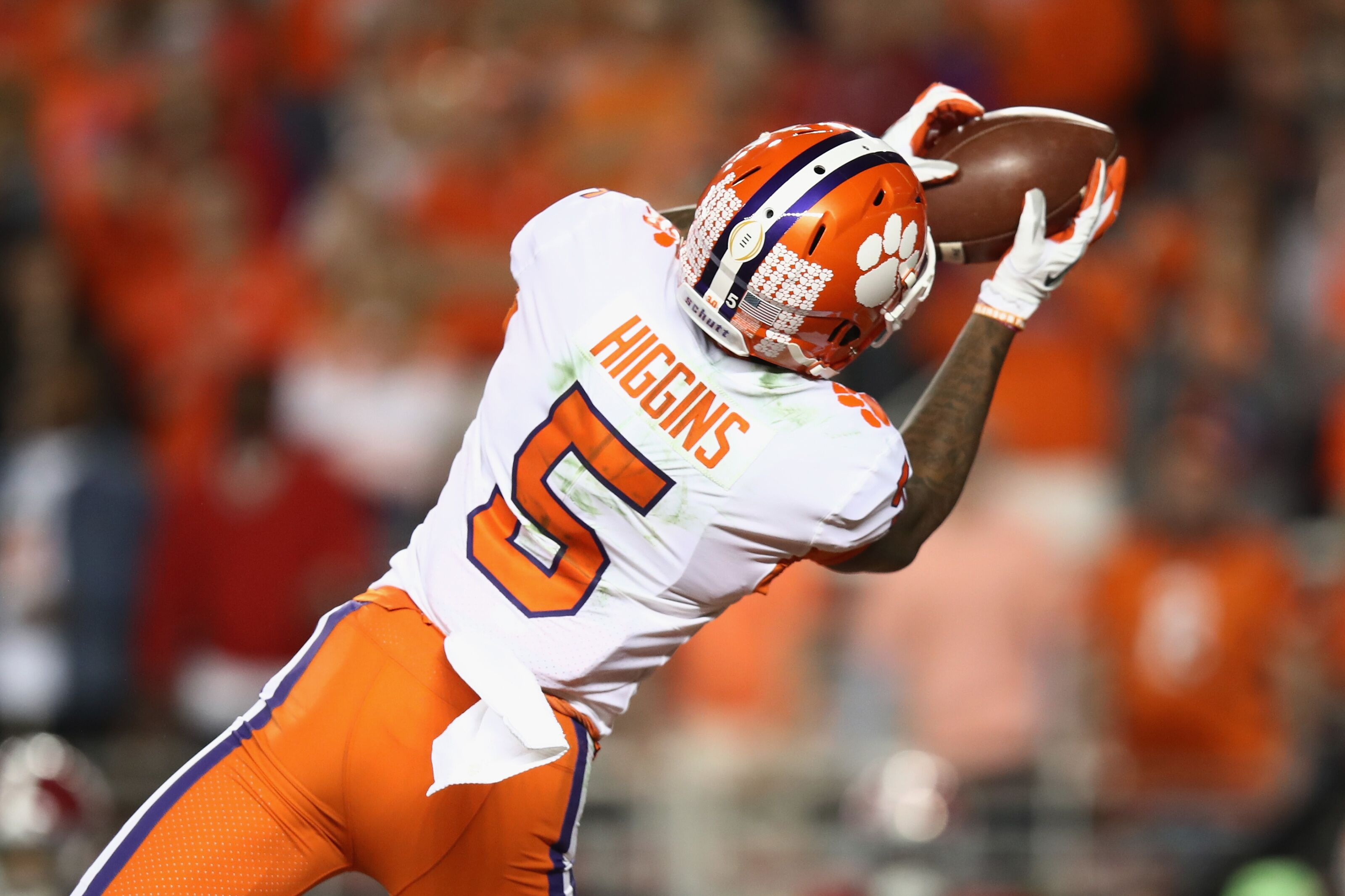 Scouting the 2020 NFL Draft: Tee Higgins, WR, Clemson