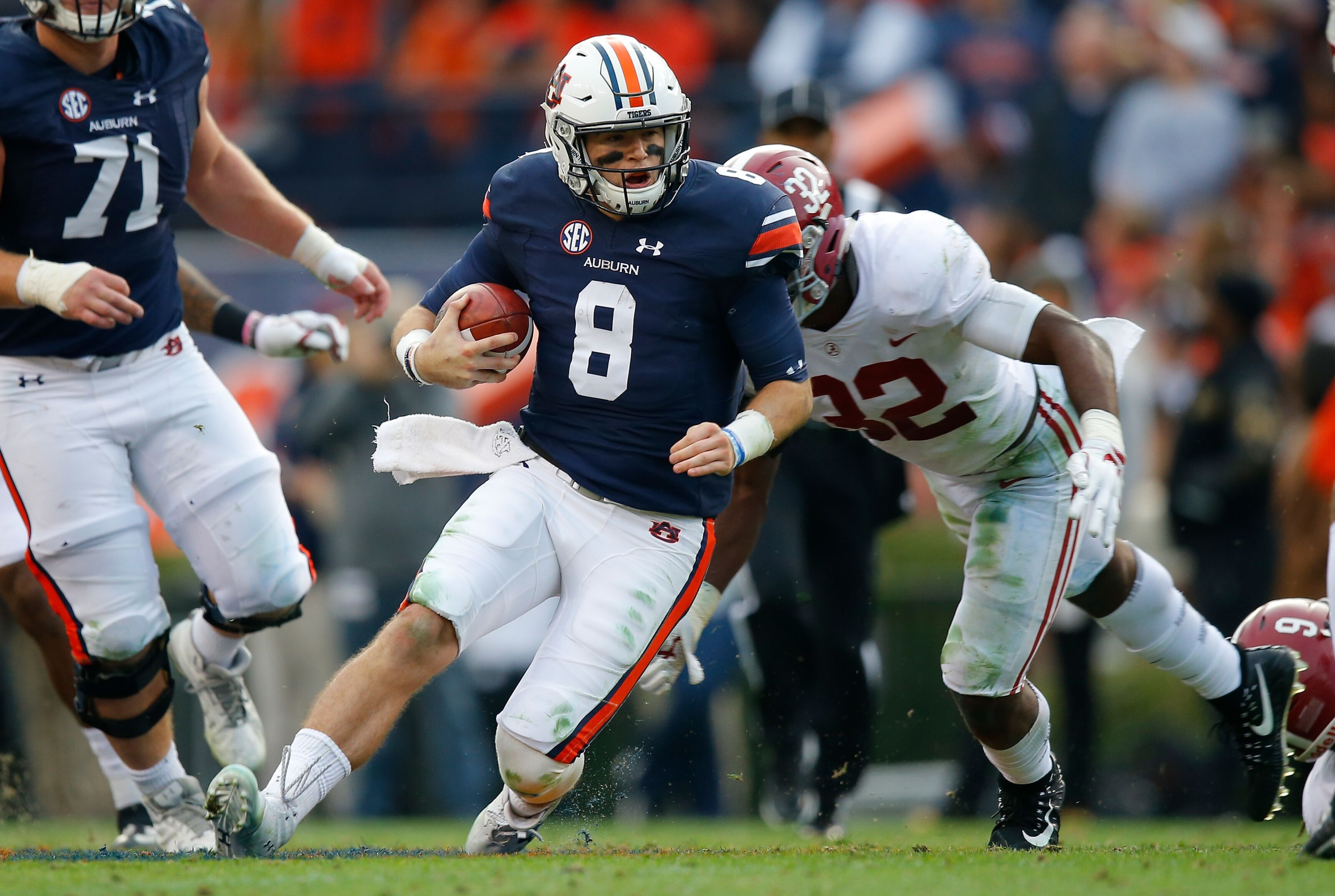 5bcc0fc68f9 2019 NFL Draft: Can Jarrett Stidham live up to the hype?