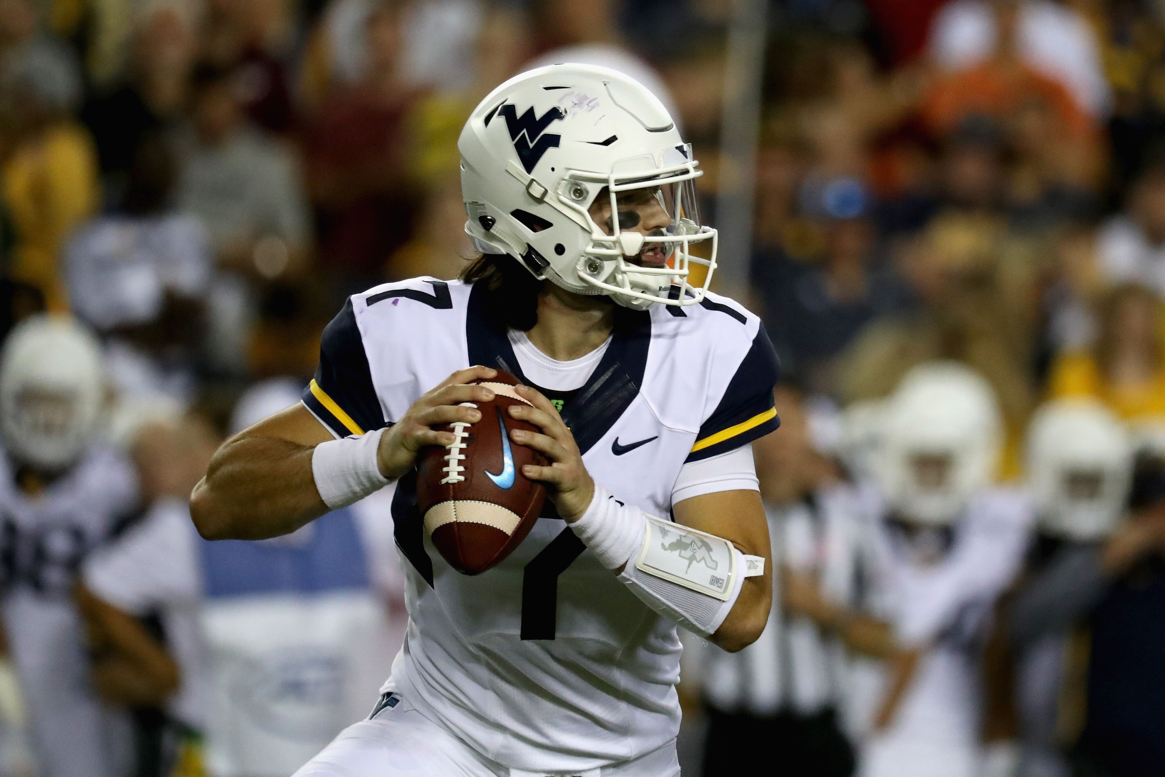 Visit ESPN to view the West Virginia Mountaineers team roster for the current season