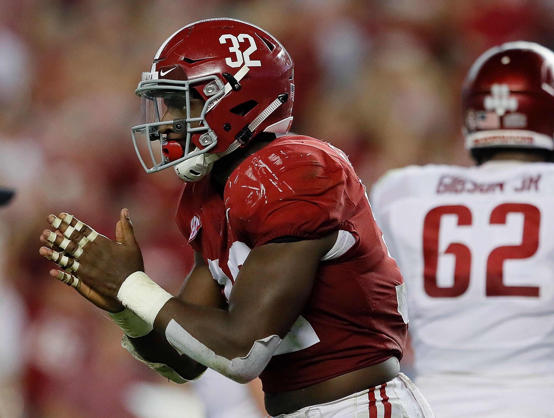 Alabama's Rashaan Evans 2018 NFL Draft Scouting Report