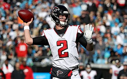 2019 NFL Training Camp: Predicting Atlanta Falcons' 53-man