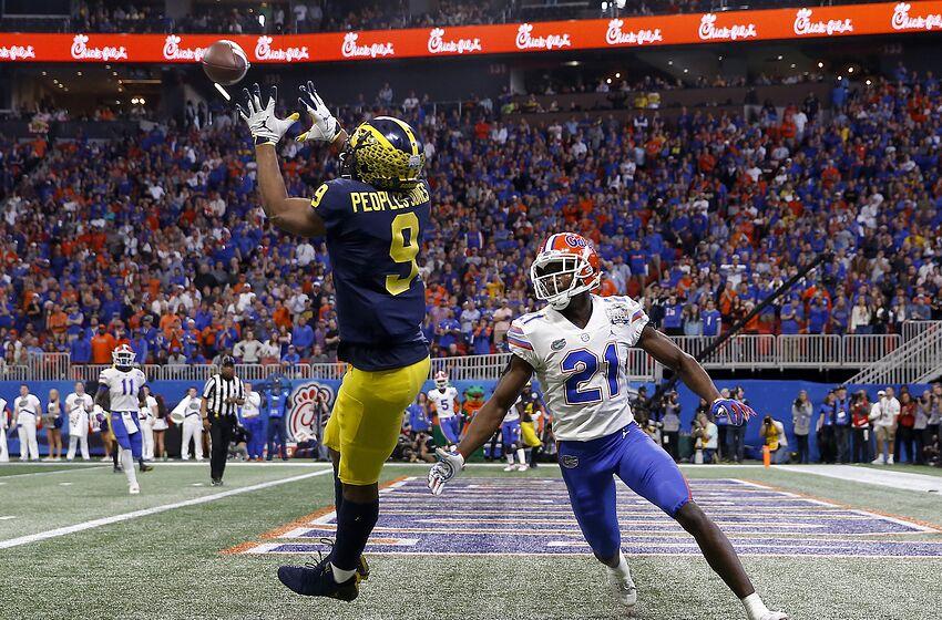 Donovan Tour 2020 Scouting the 2020 NFL Draft: Donovan Peoples Jones, WR, Michigan