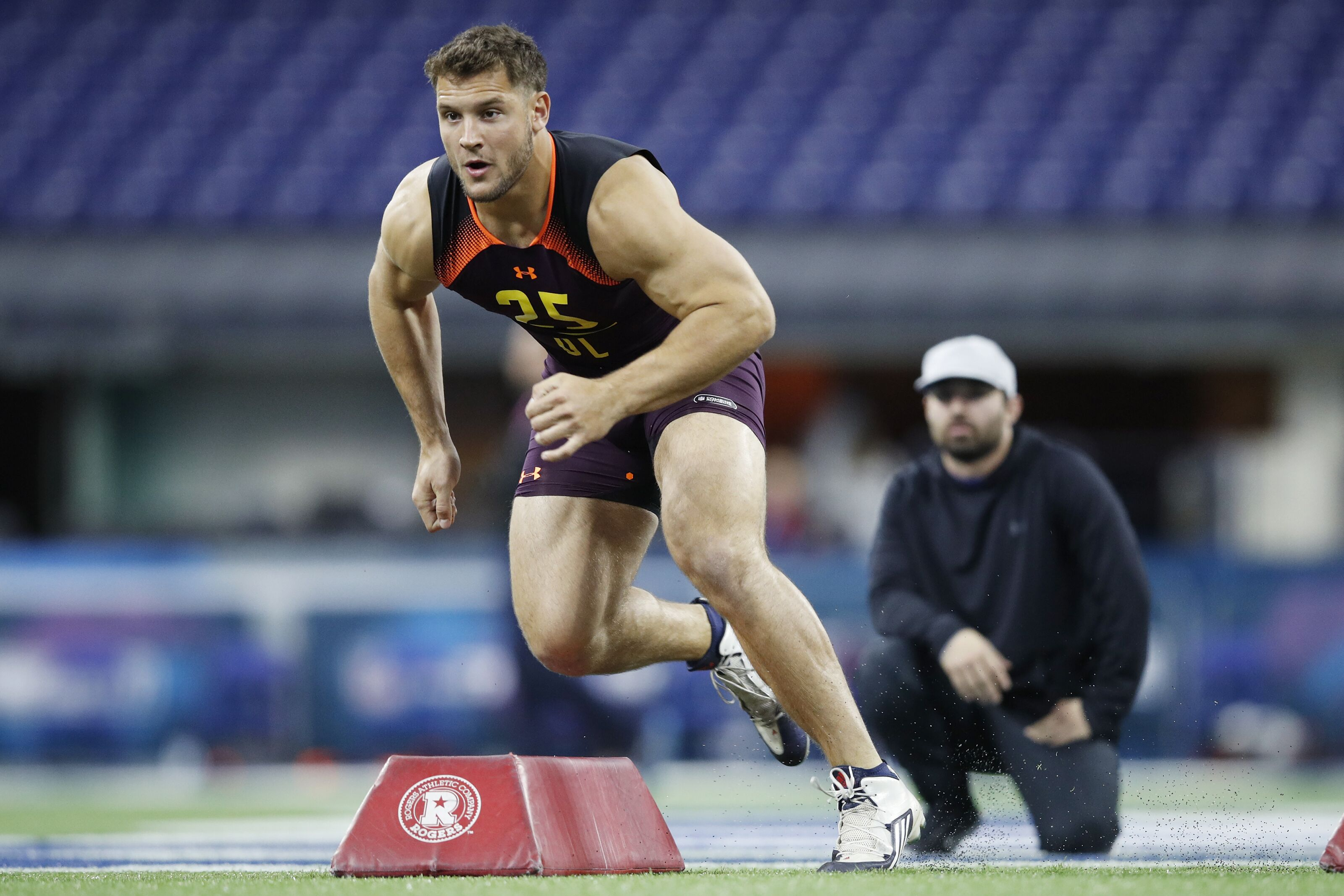 Nick Bosa: Daniel Jeremiah projects 10-sack season for 49ers pass rusher
