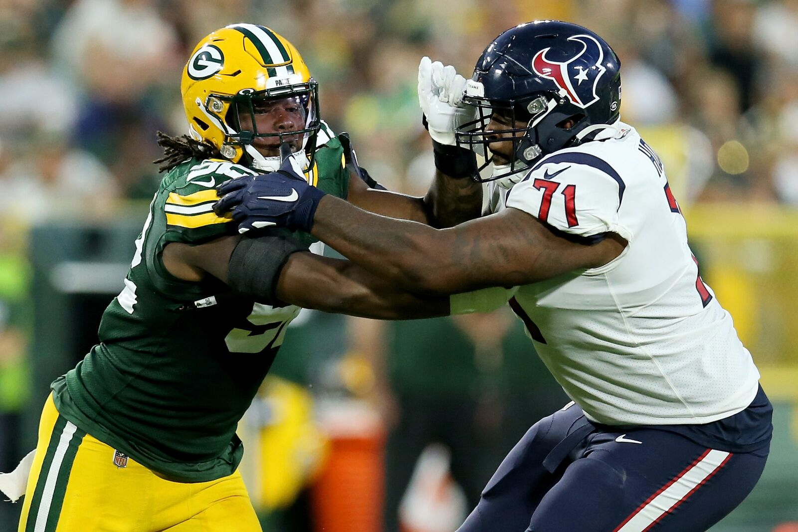 Should the Packers be concerned about Rashan Gary's lack of production?