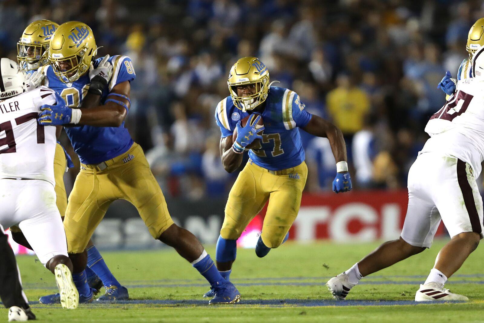 2020 NFL Draft: UCLA RB Joshua Kelley accepts Senior Bowl invitation