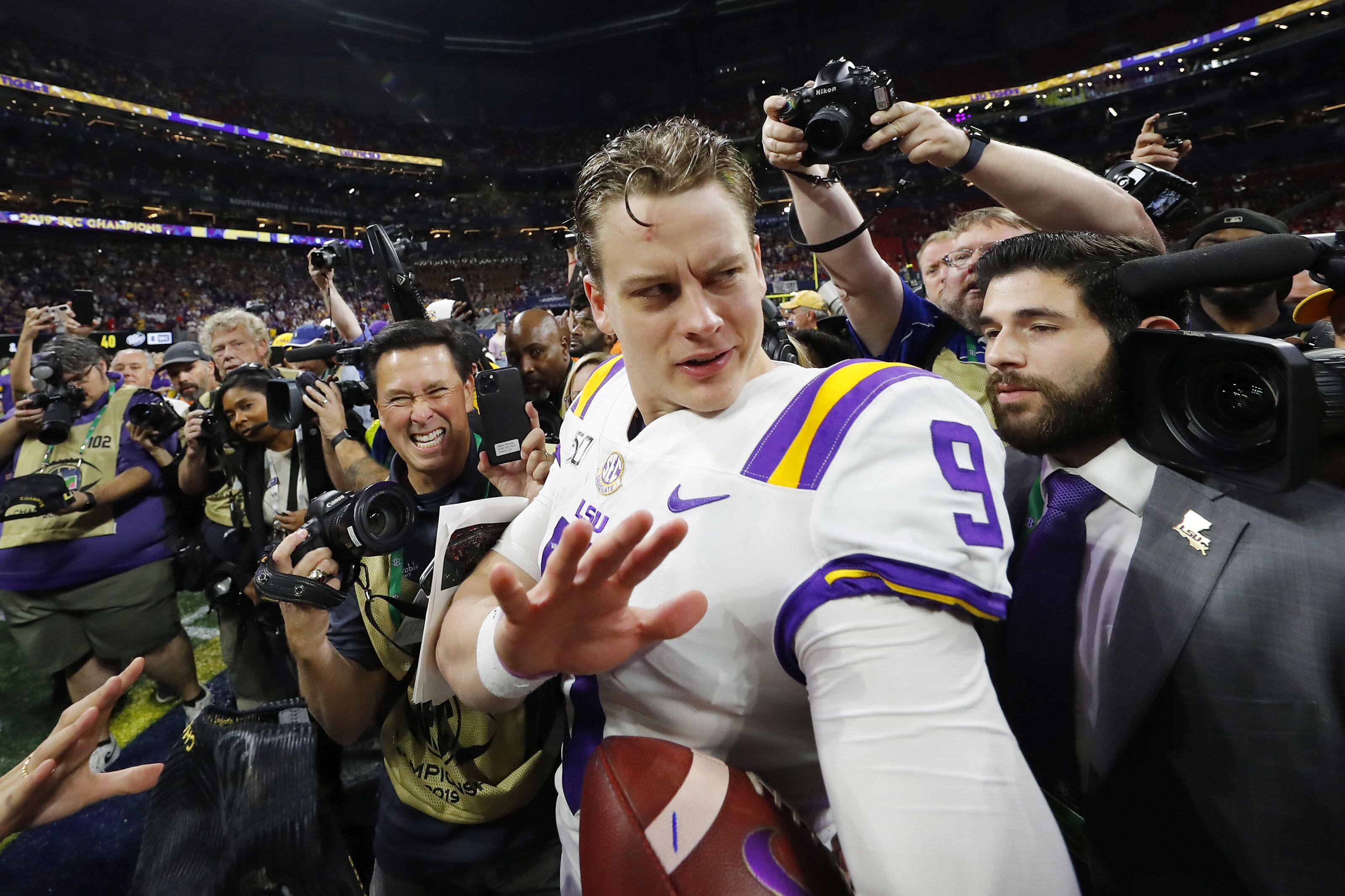 2020 NFL Draft Scenarios: What if Joe Burrow says no to Bengals?