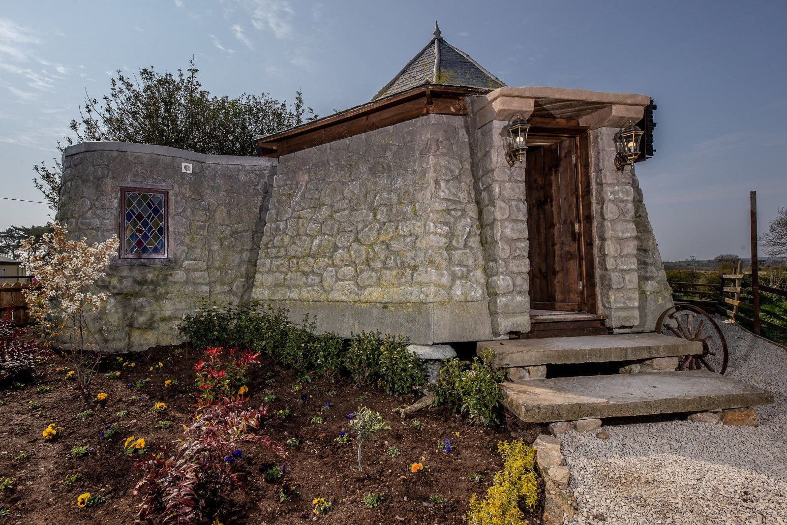 Stay in Harry Potter's Hagrid's Hut replica for just £1