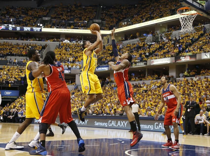 NBA Playoffs, Wizards vs. Pacers: Game 2 Preview and Prediction Poll