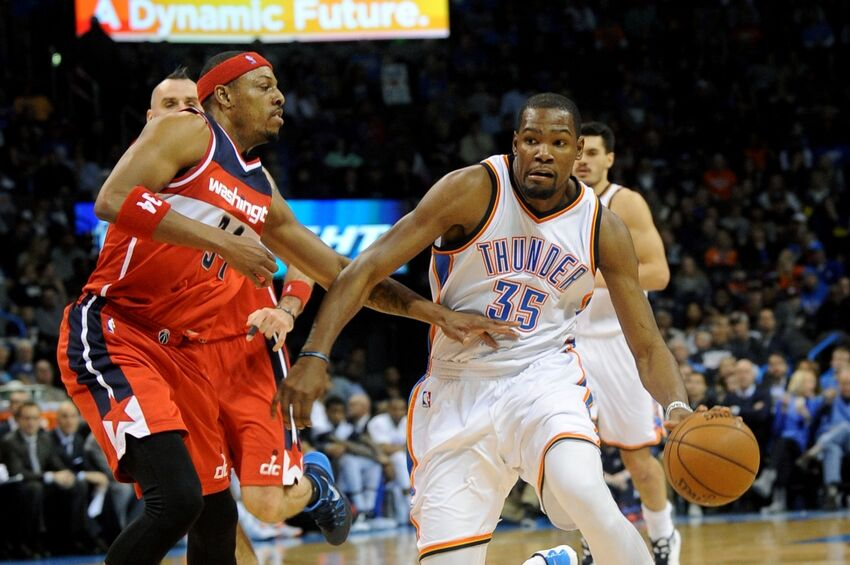 fbfd959cf103 Examining Kevin Durant to the Washington Wizards