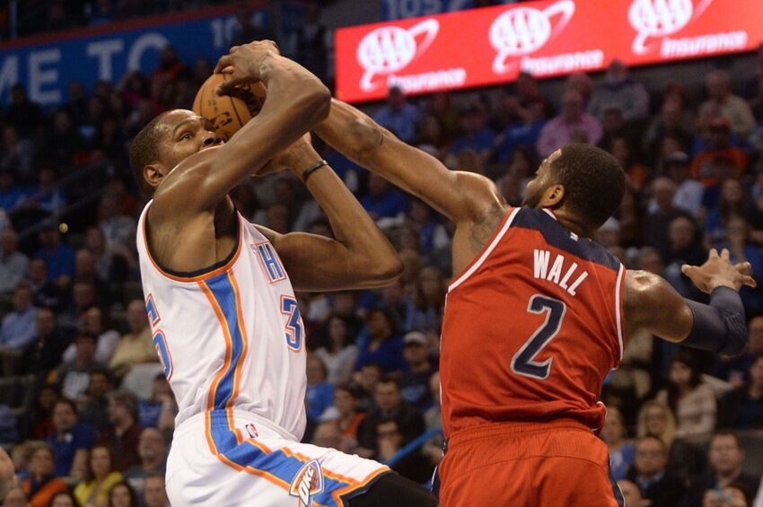 b0b54bde1a96 Washington Wizards Need Kevin Durant For Wall s Exposure