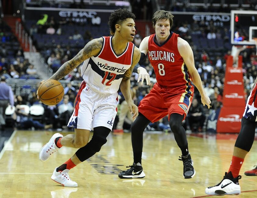 NBA New Orleans Pelicans At Washington Wizards