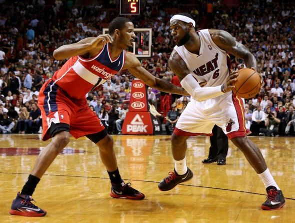 Heat vs. Wizards preview: Preview of the first round in NBA Playoffs?