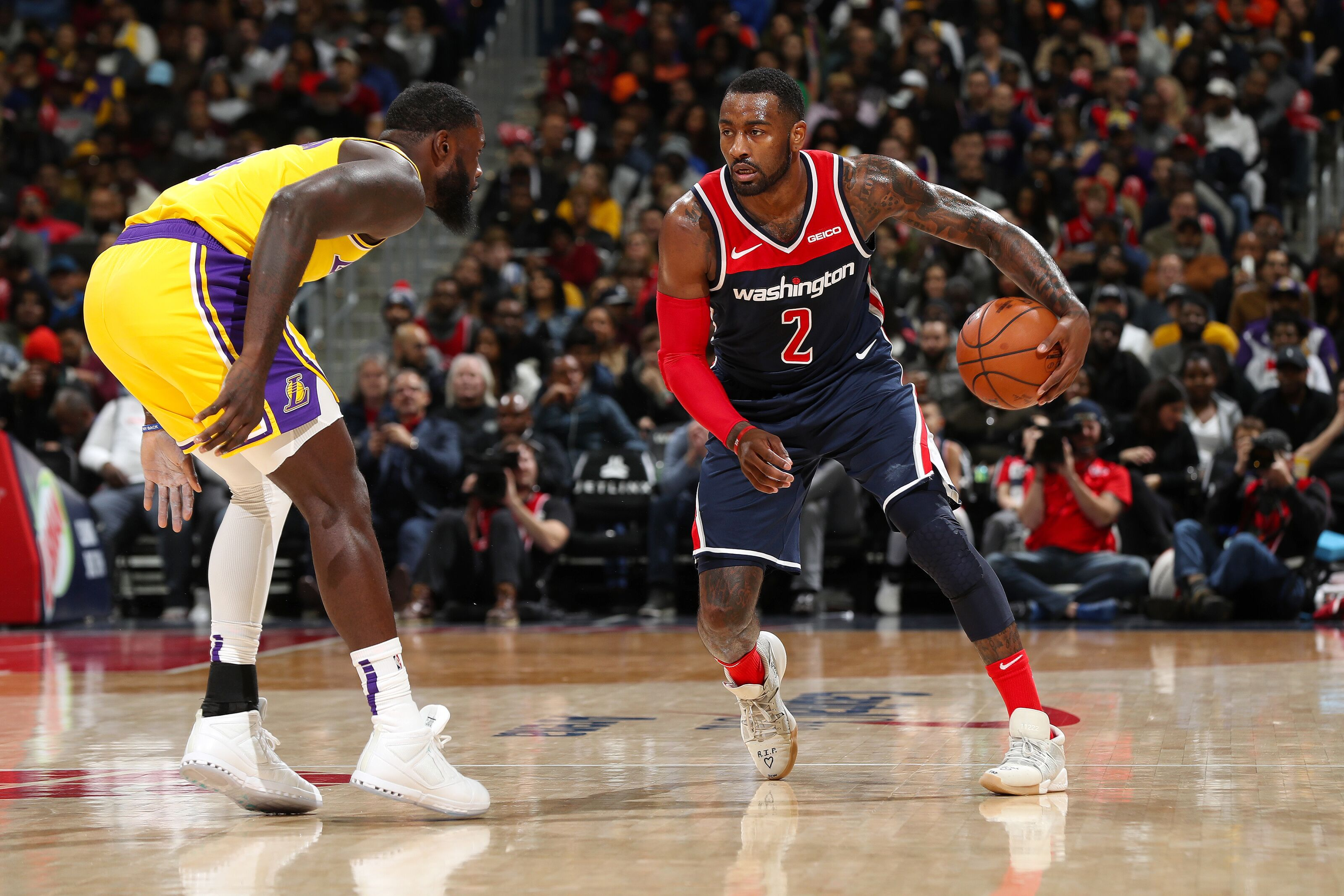Washington Wizards  3 takeaways from Wizards  win vs. Los Angeles Lakers 4bf95c471