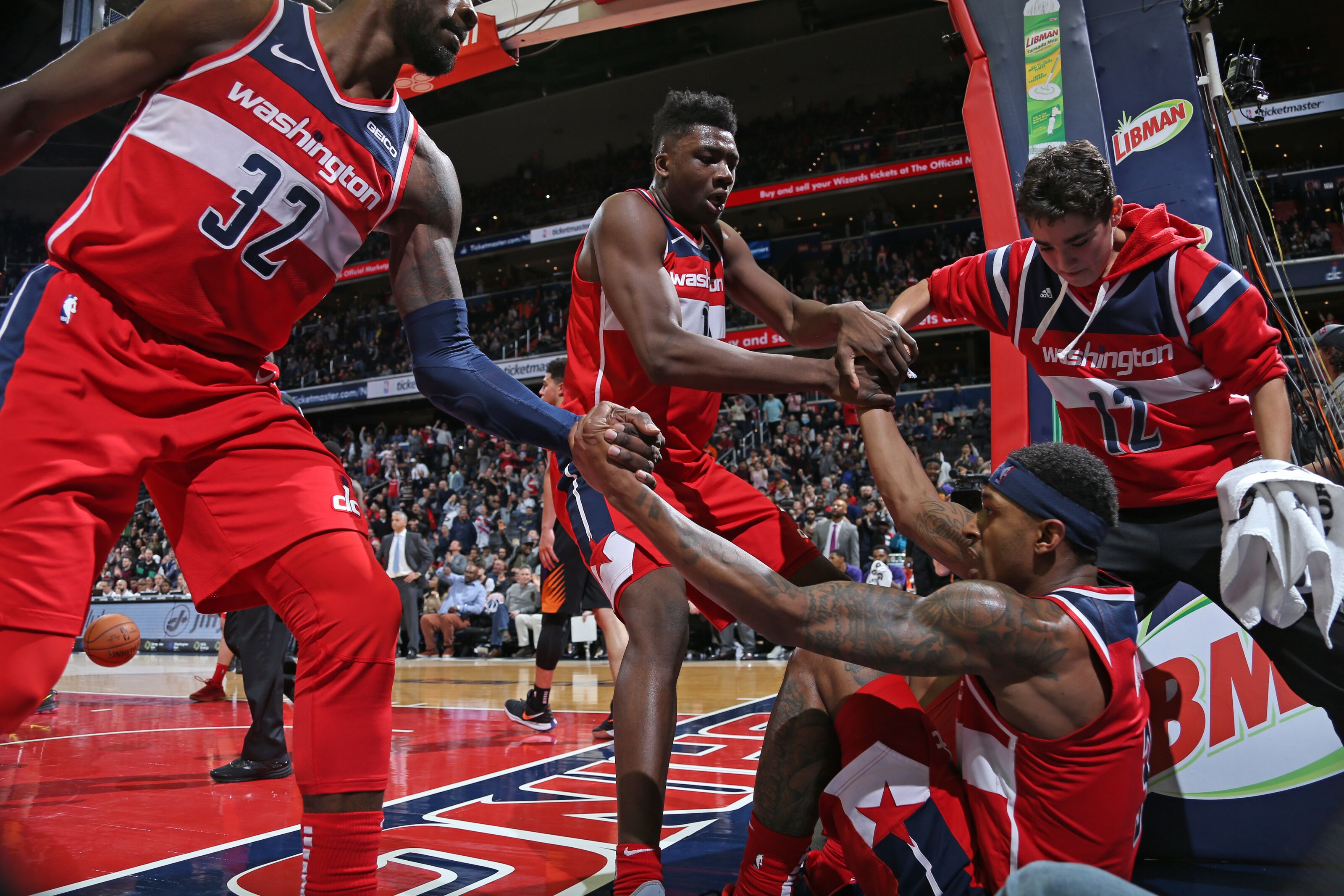 33af7613006 Washington Wizards  The next 10 games will decide if the Wizards ...