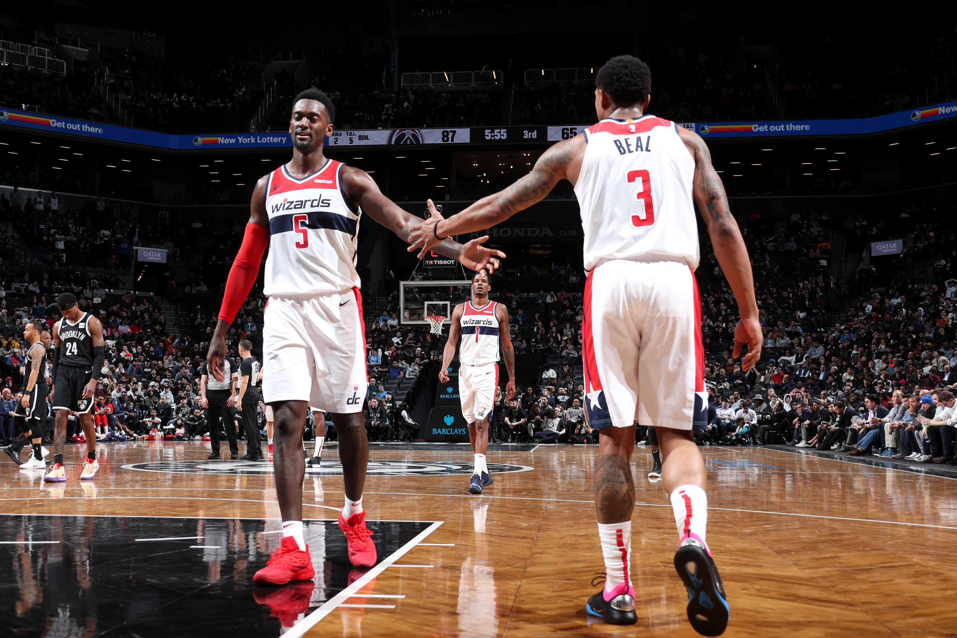 Team Effort Nets Washington Wizards Rare Road Win - National ... 563cceca4