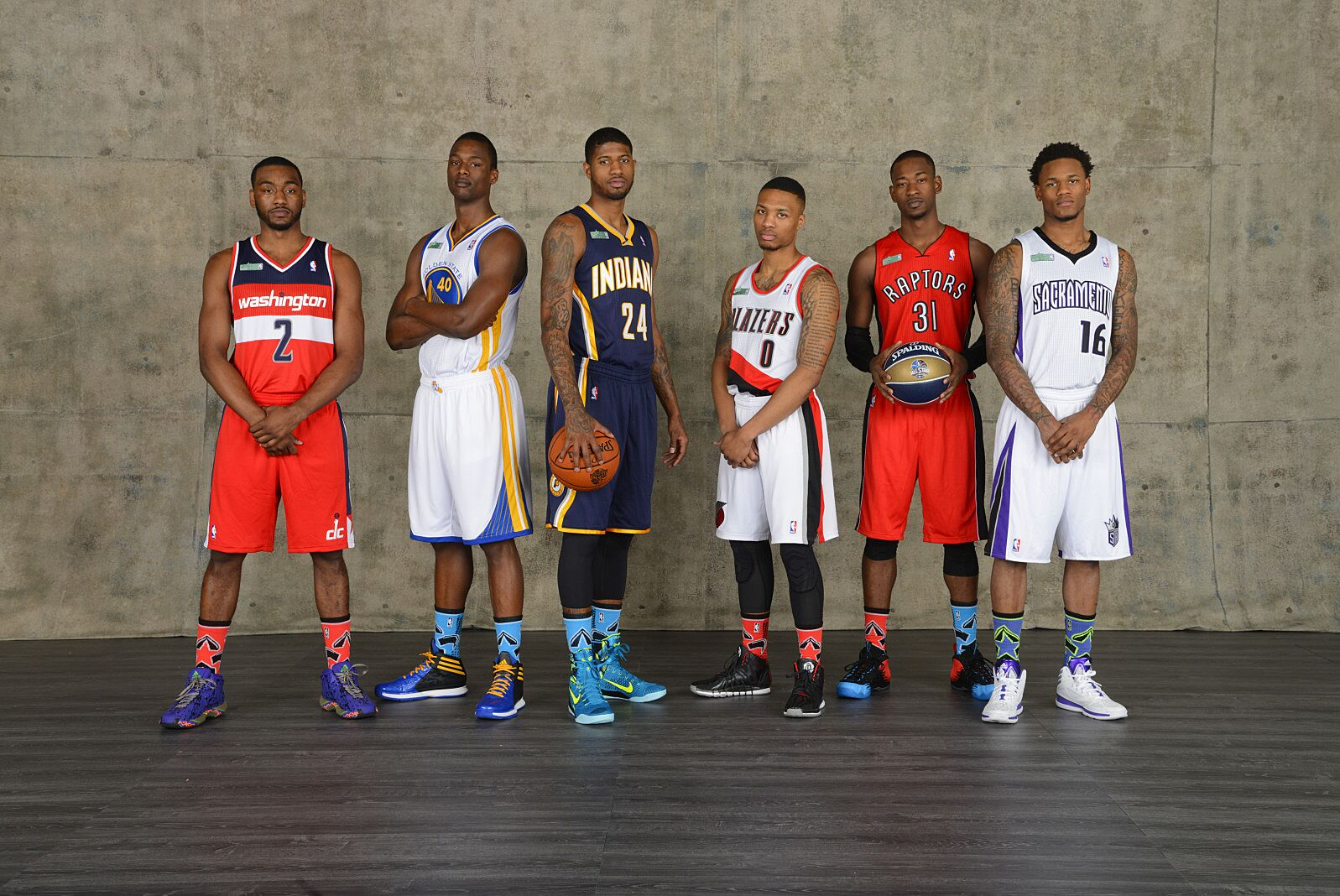 newest 6afc0 ce89a All-Star Weekend Rewind: John Wall Wins 2014 Slam Dunk ...
