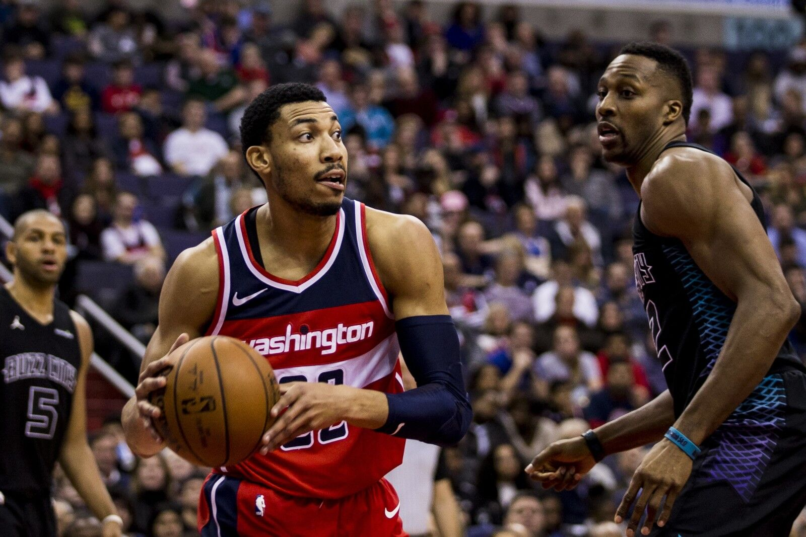 c3e7a747a9c Washington Wizards  Howard and Porter Make SI s Top 100 List