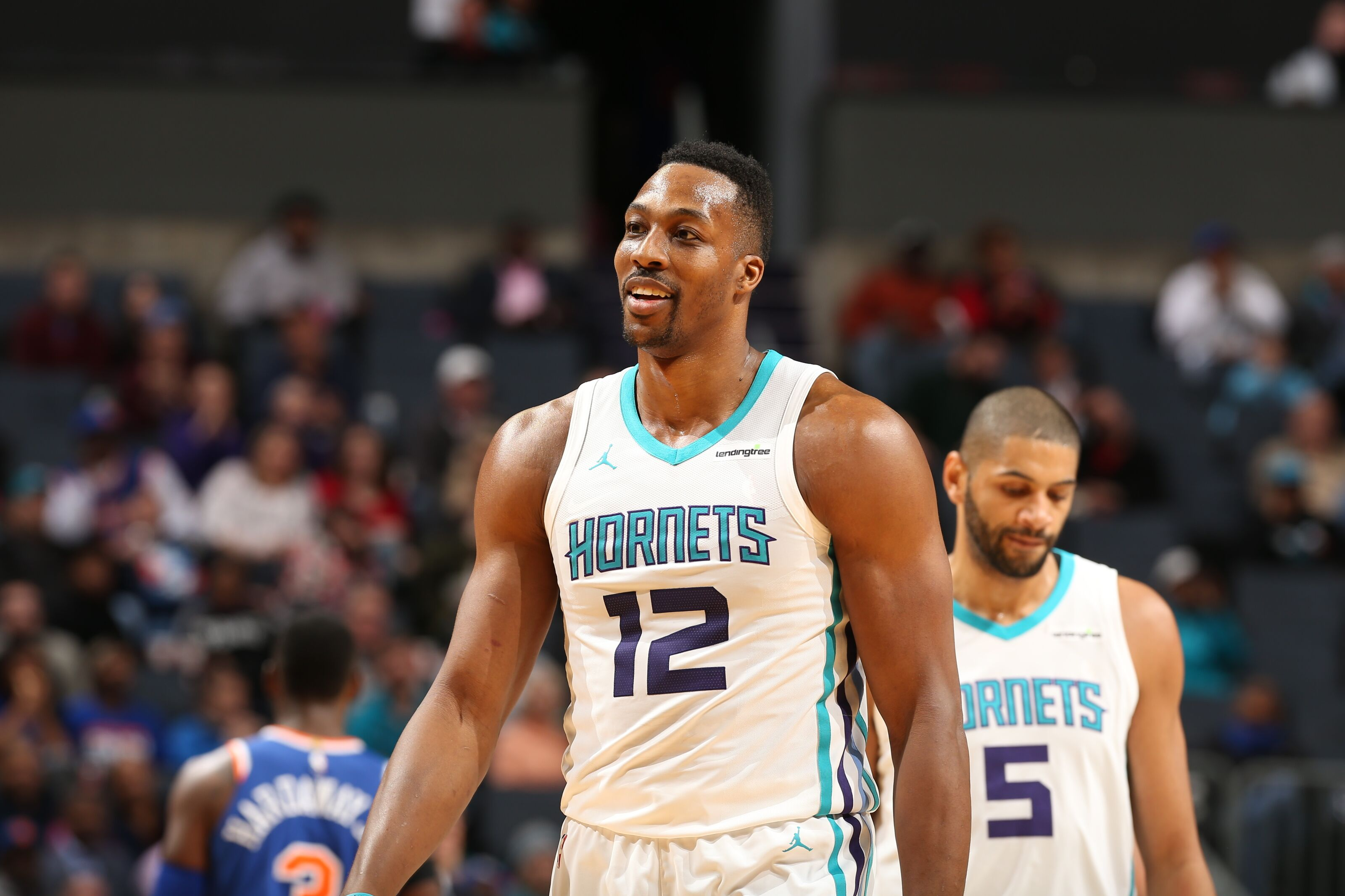 fcf66c8ca05 Washington Wizards  3 Goals For Dwight Howard in 2018-19 Season