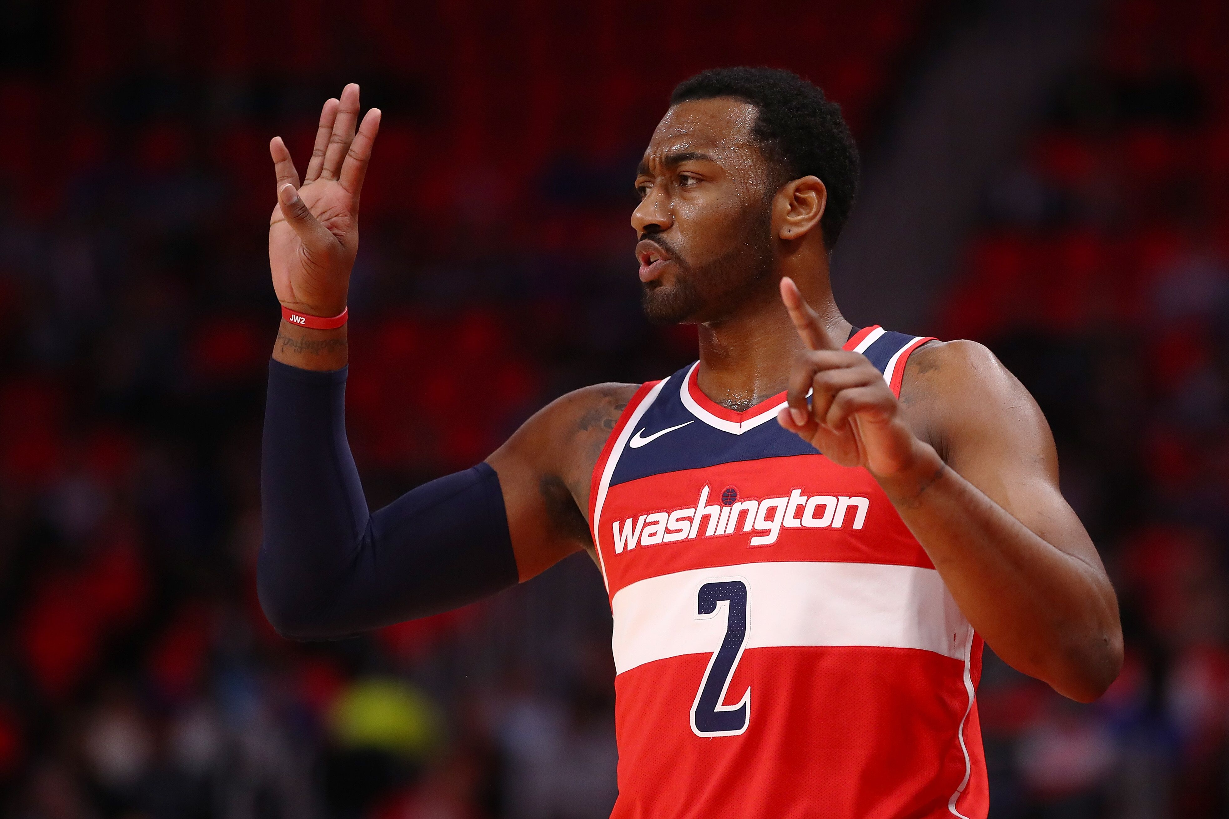 watch 74060 bad19 Washington Wizards: Team debuts 'City' edition uniforms on ...