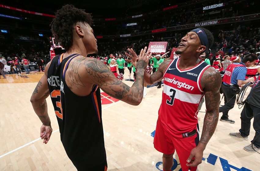 best sneakers 7c584 319e1 Washington Wizards: Was Trading Kelly Oubre Jr.. the Right Call?