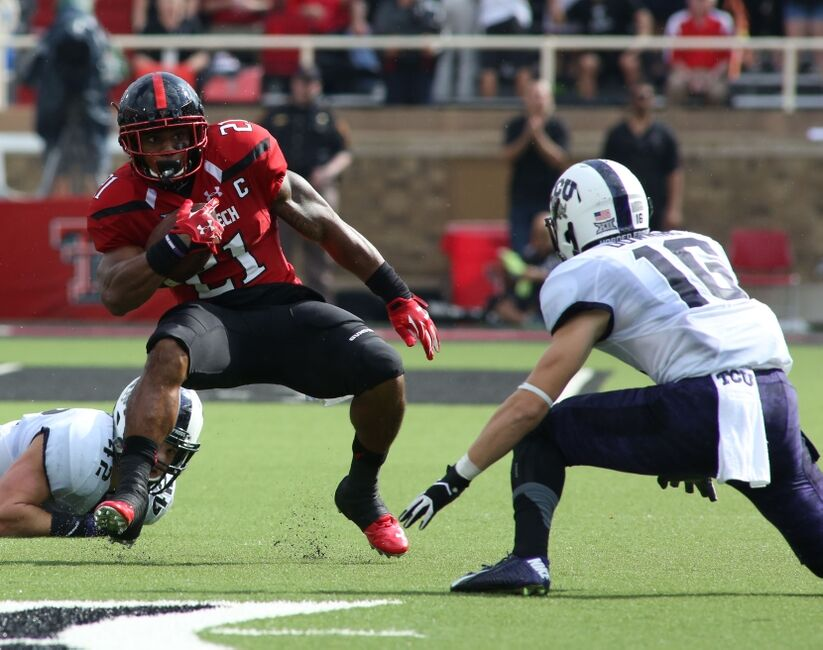 Texas Tech Football will continue to feature red uniforms