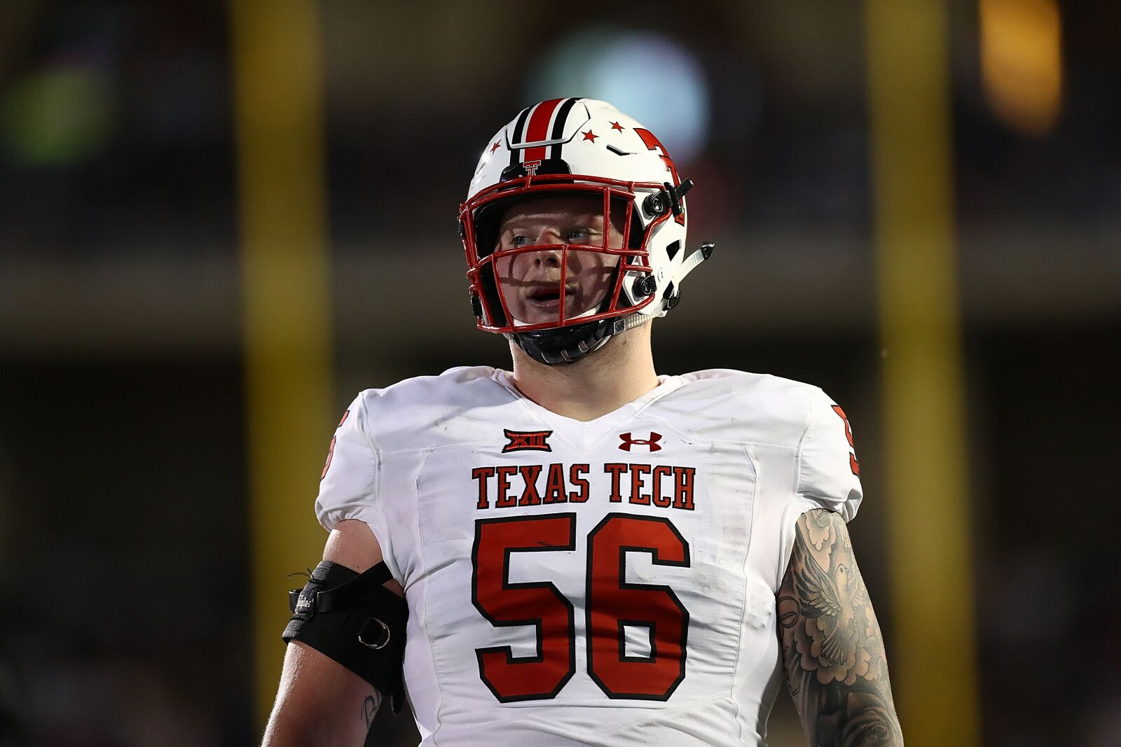 Texas Tech football: Jack Anderson foregoes NFL Draft, will return in 2020