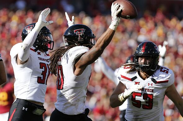 Texas Tech football  Good 6caf91312