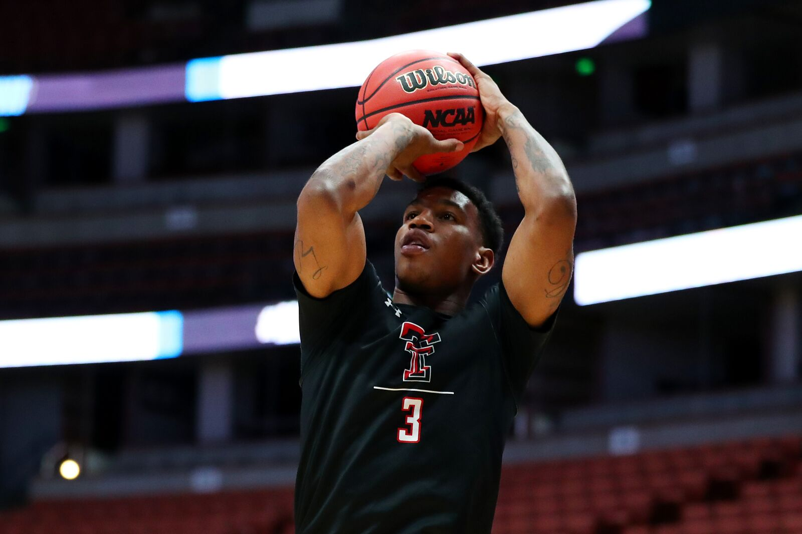 Texas Tech basketball: Ramifications of Deshawn Corprew's departure - Wreck'Em Red