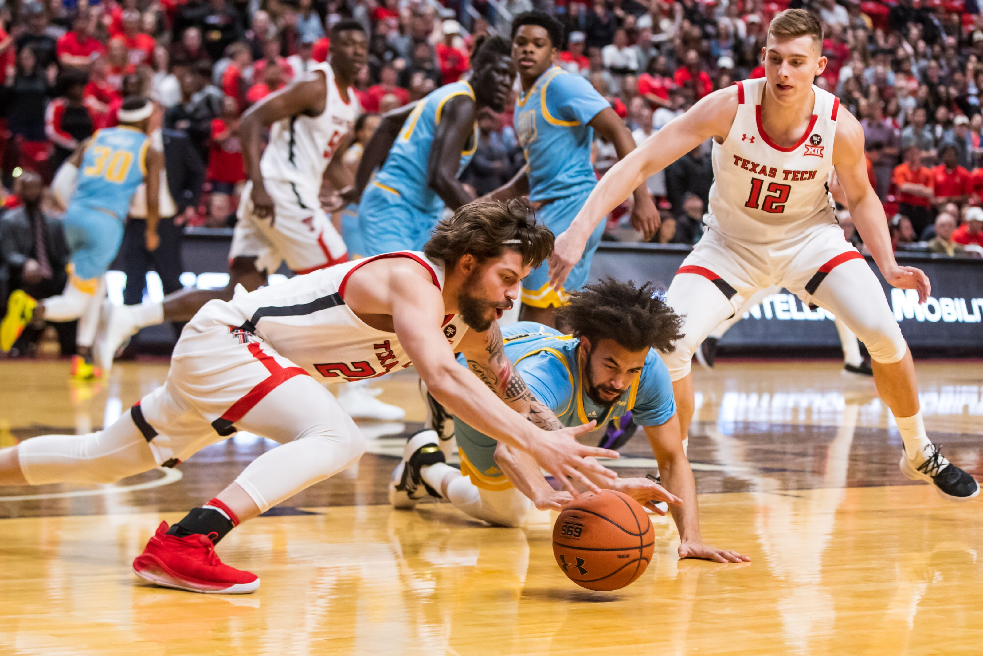 Texas Tech basketball: Now on scholarship, Avery Benson is Red Raider hoops