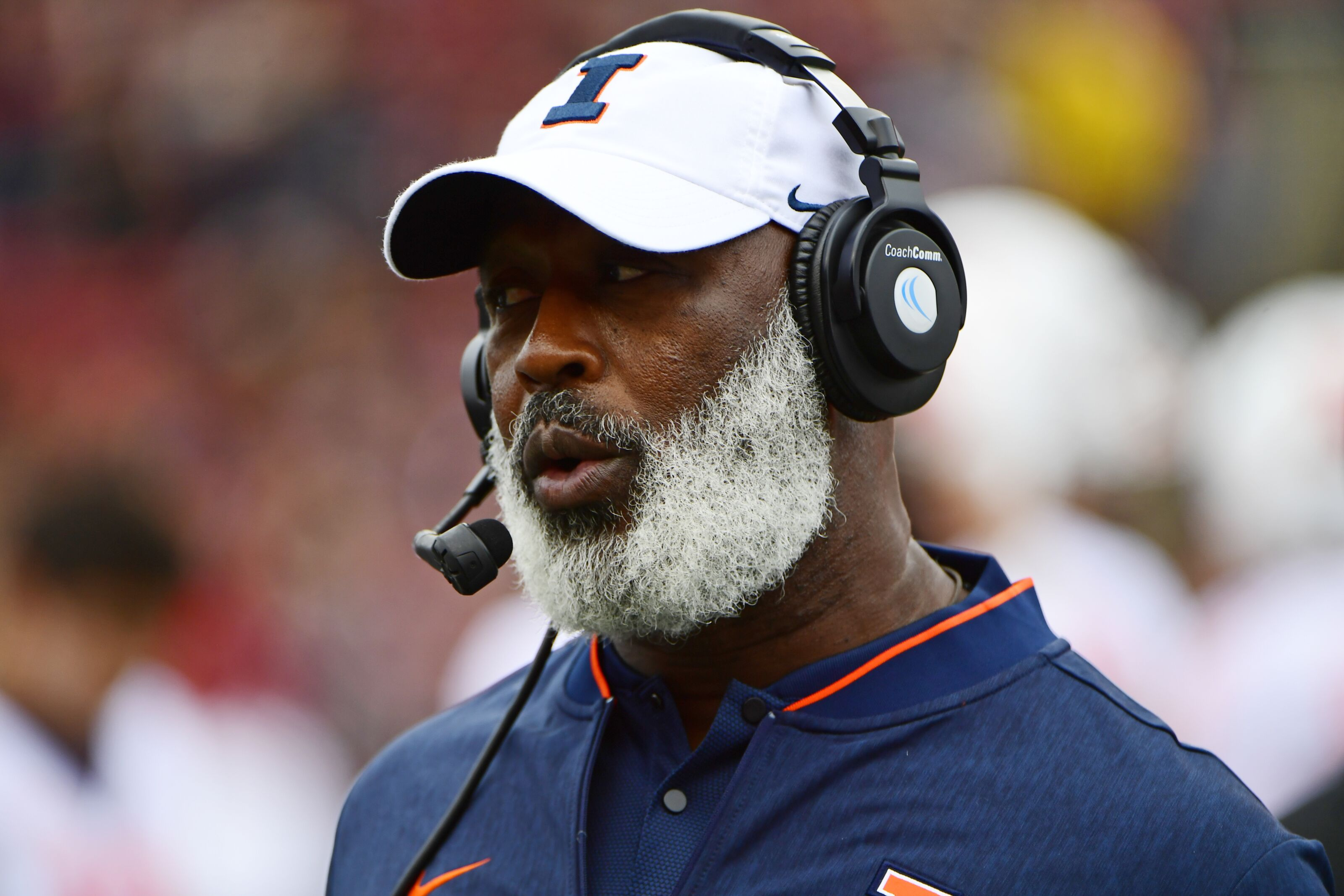 Illinois Football: Illini extend offer to 2022 WR Luther Burden