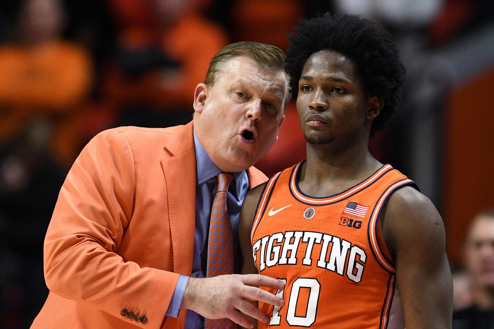 Illinois Basketball: Illini appear on the first AP Top 25 poll