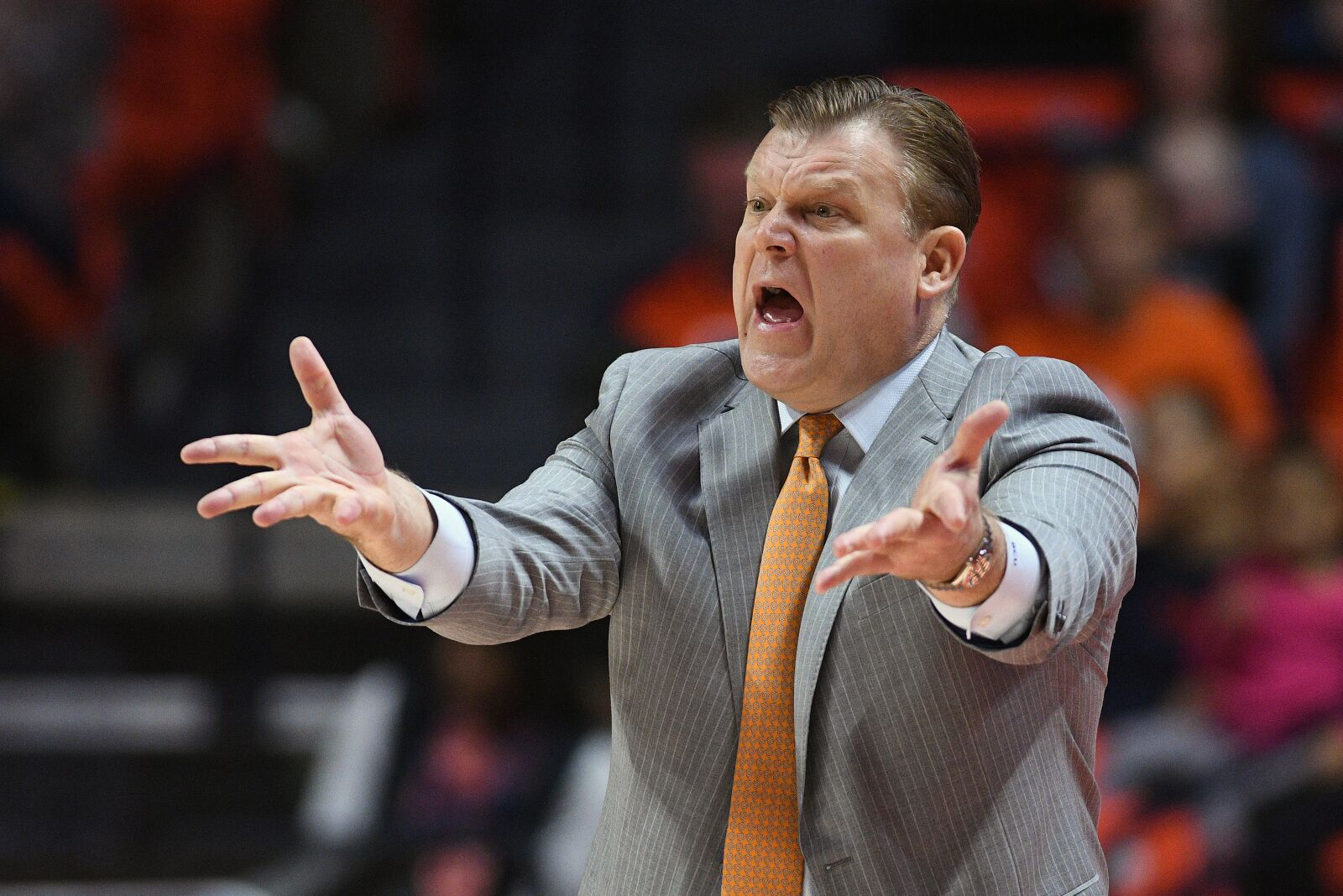 Illinois Basketball: Illini wing depth building with addition of Grandison