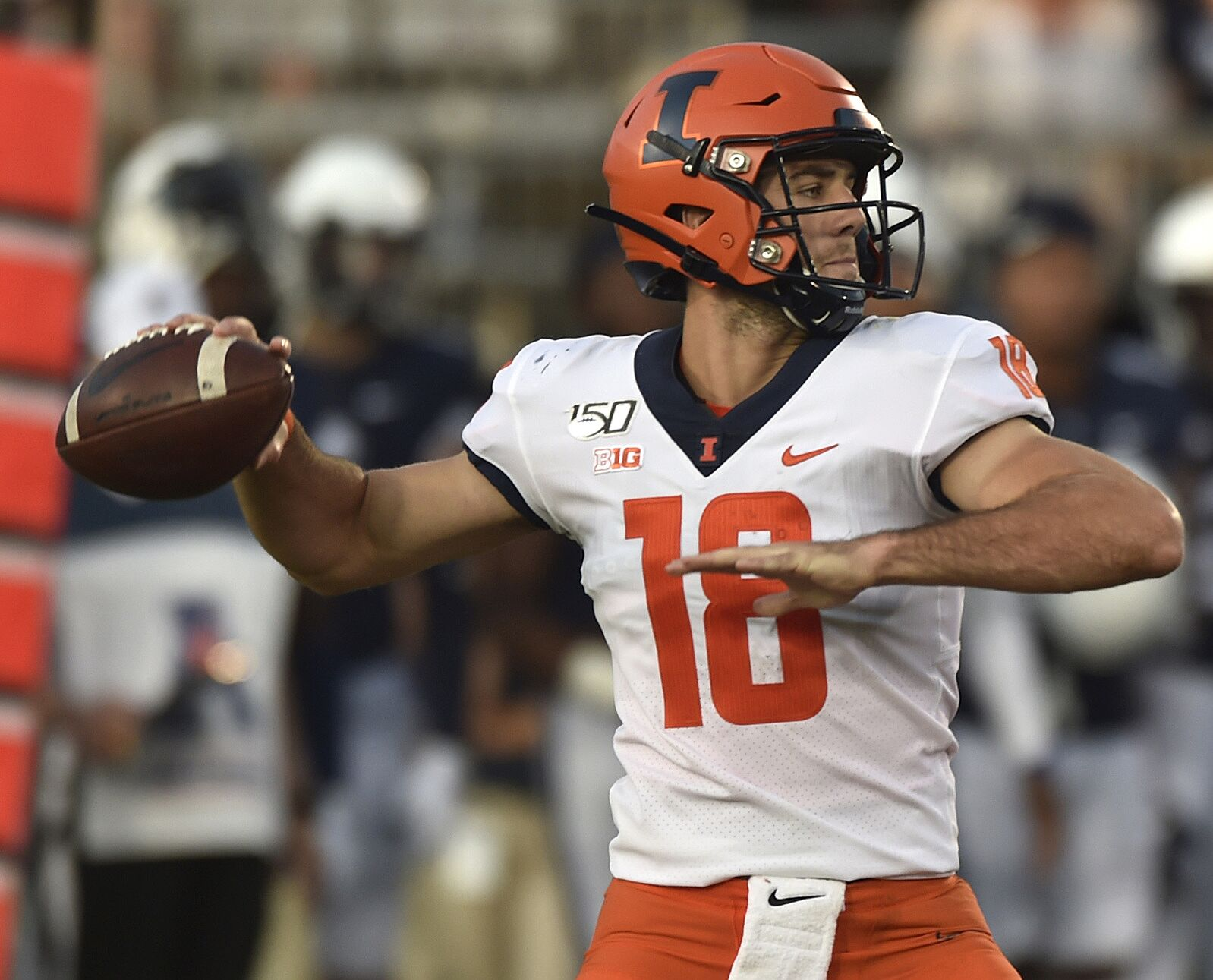 Illinois Football: Projected Illini depth chart against Nebraska
