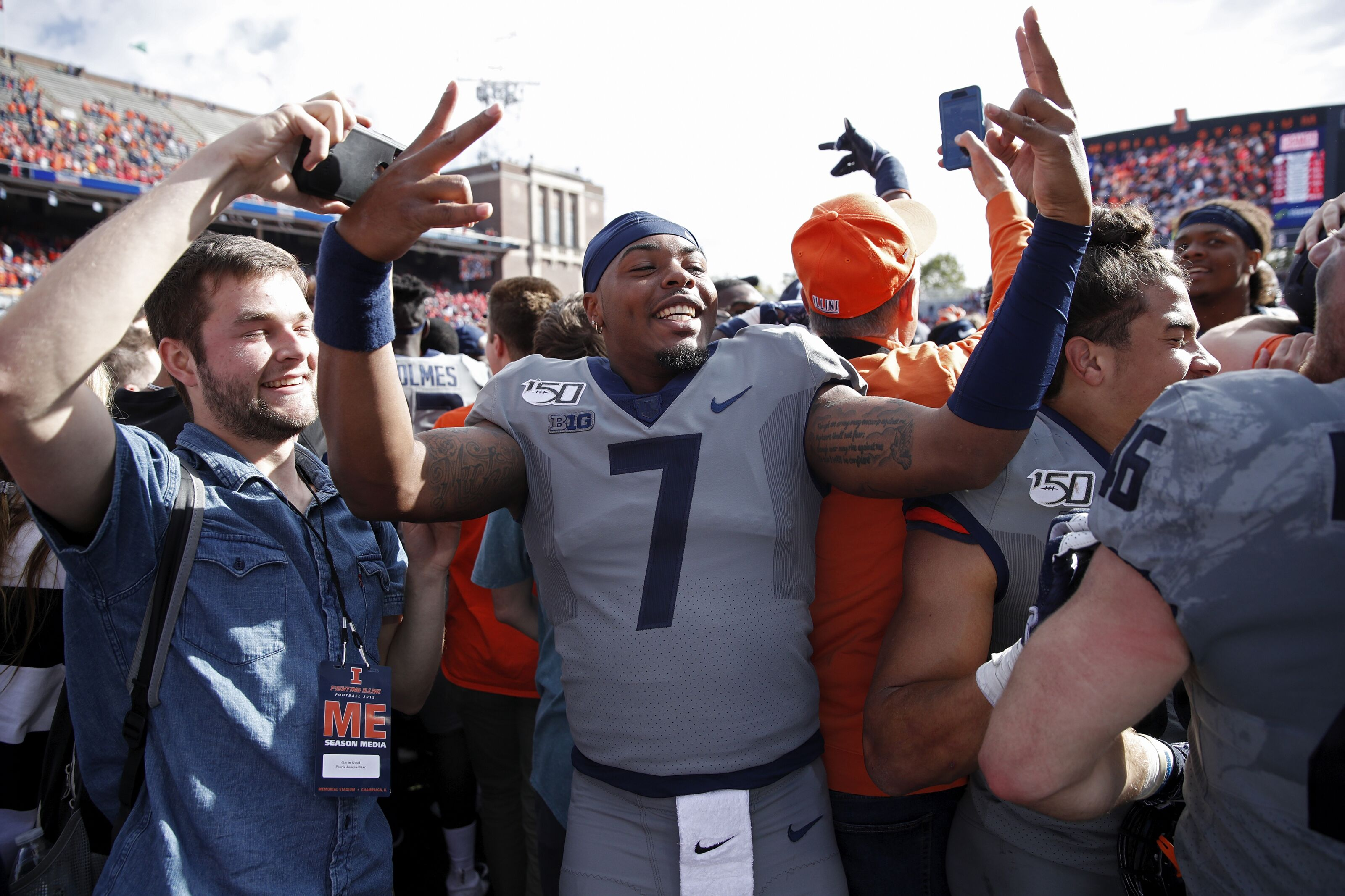 Illinois Football: Magnitude of Illini beating Wisconsin is unmatched