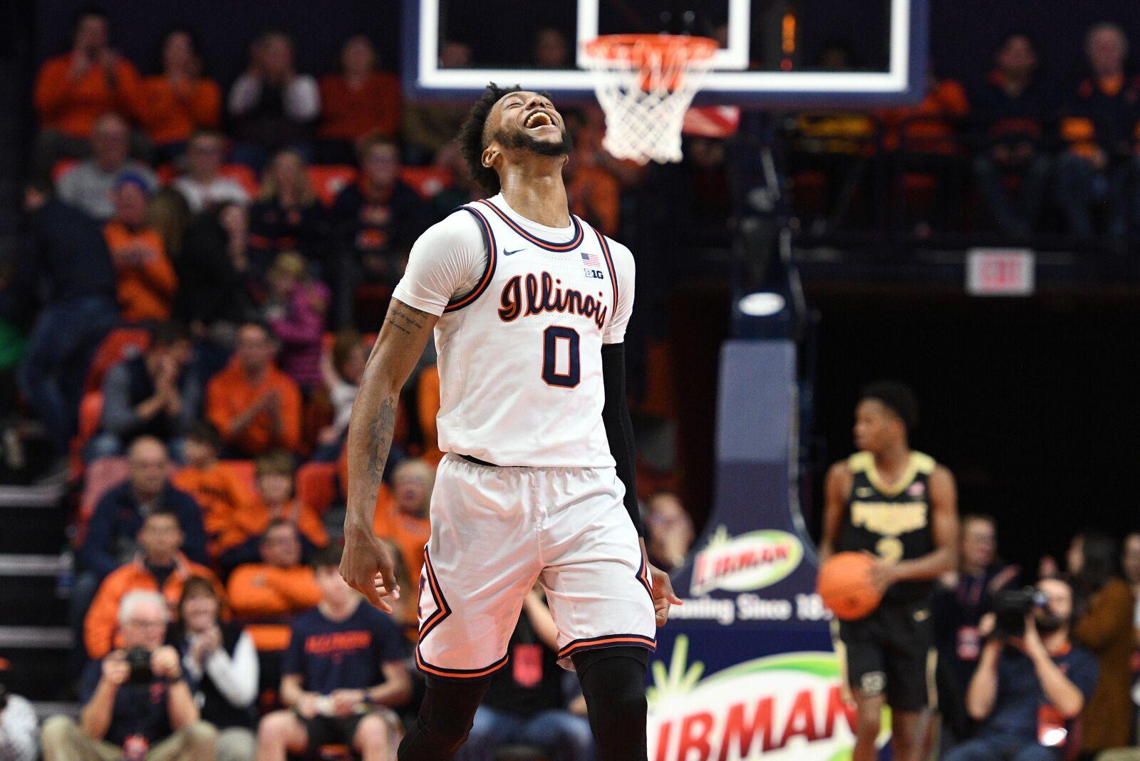Illinois Basketball: Illini move up three spots in latest AP Top 25 rankings
