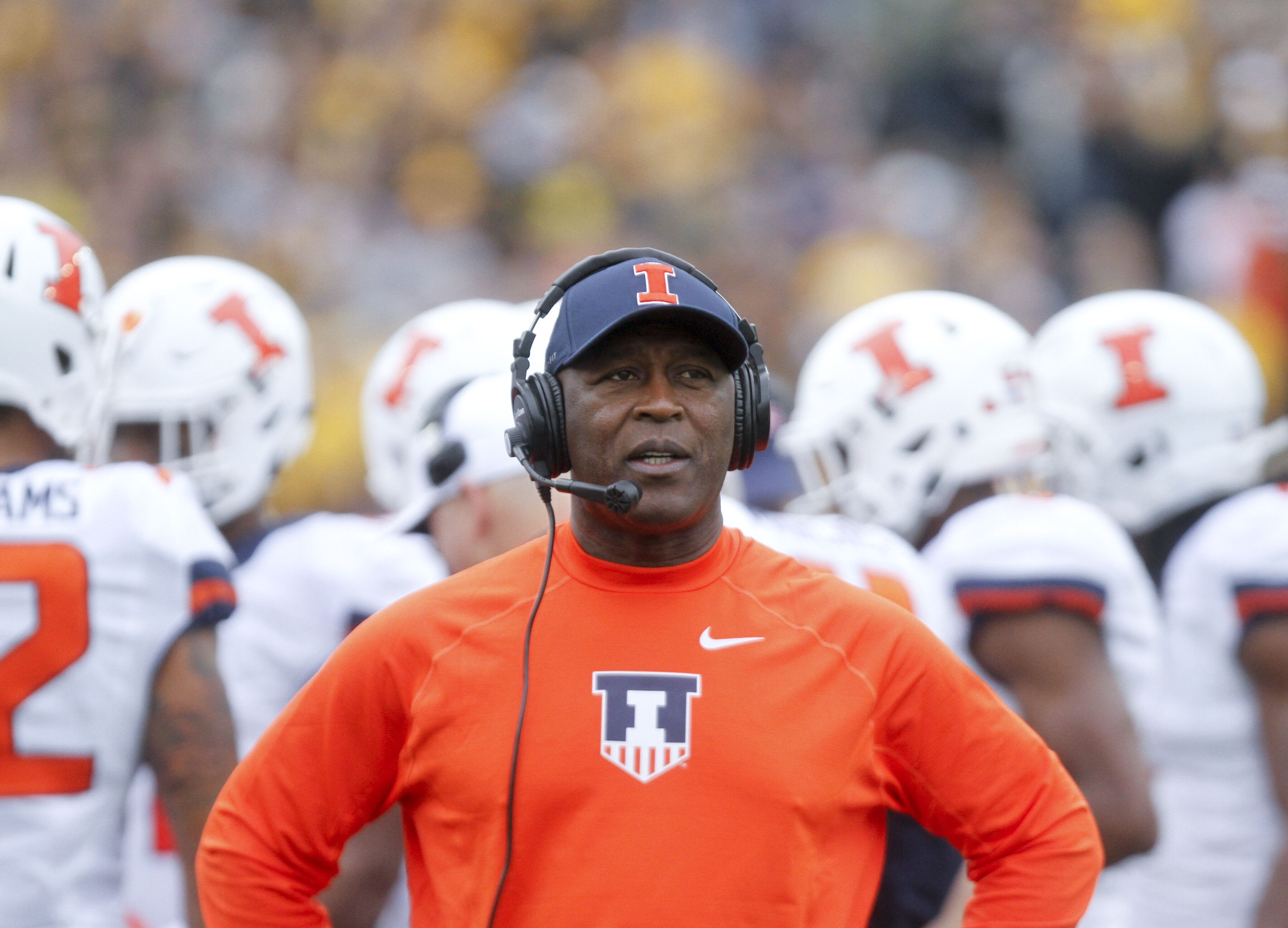 Illinois Football: Early Illini projected depth chart for 2018 - Page 10