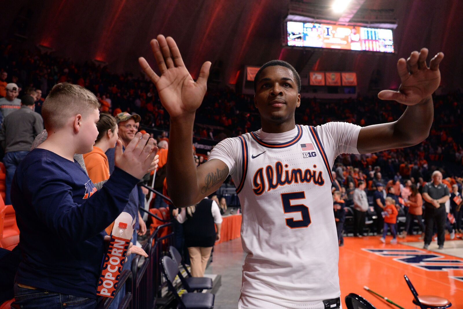 Illinois basketball: The last chance for Tevian Jones to earn minutes