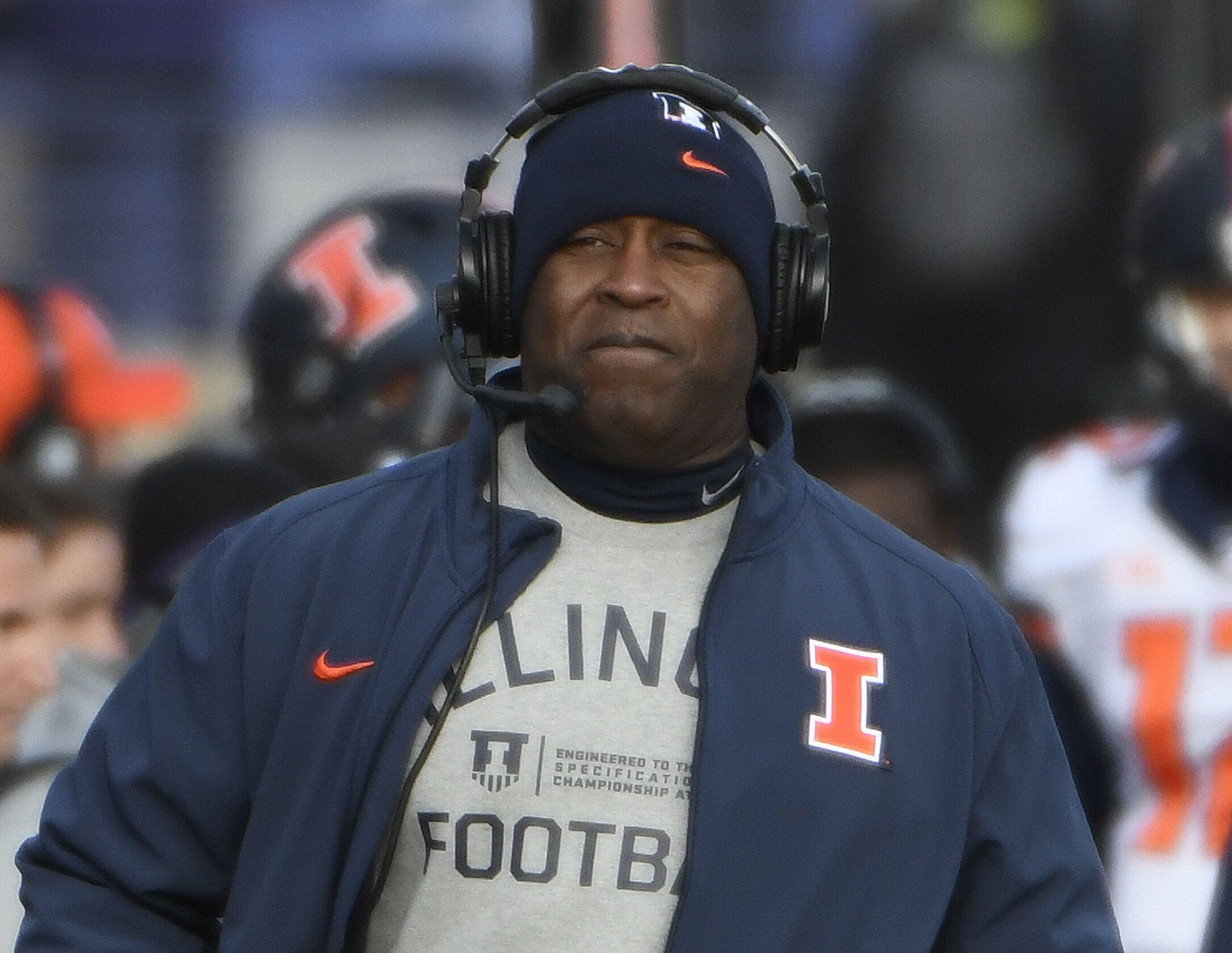 Illinois Football: Grading Lovie Smith's first year as ...